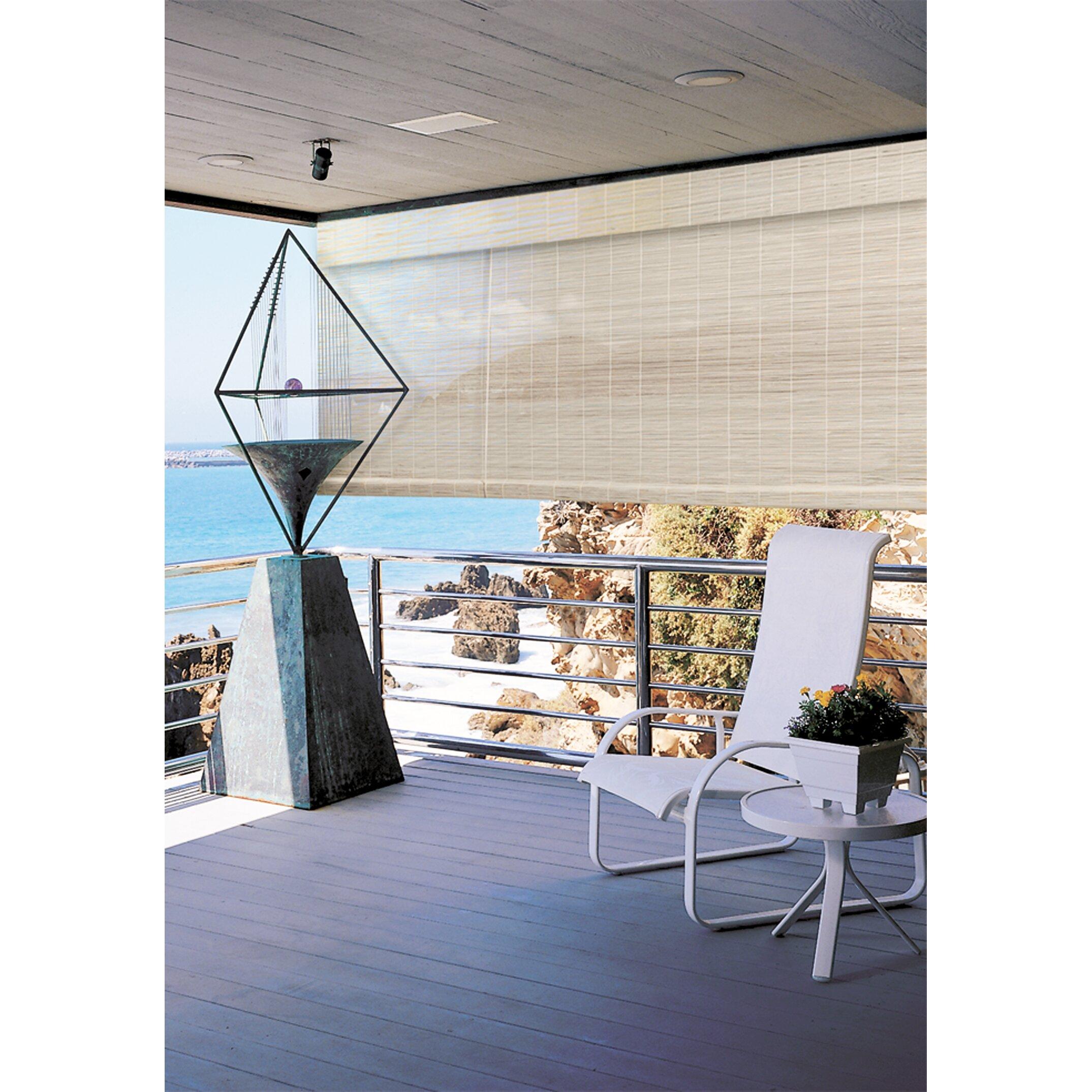 Awesome Coolaroo Exterior Roller Shade Ideas Interior Design