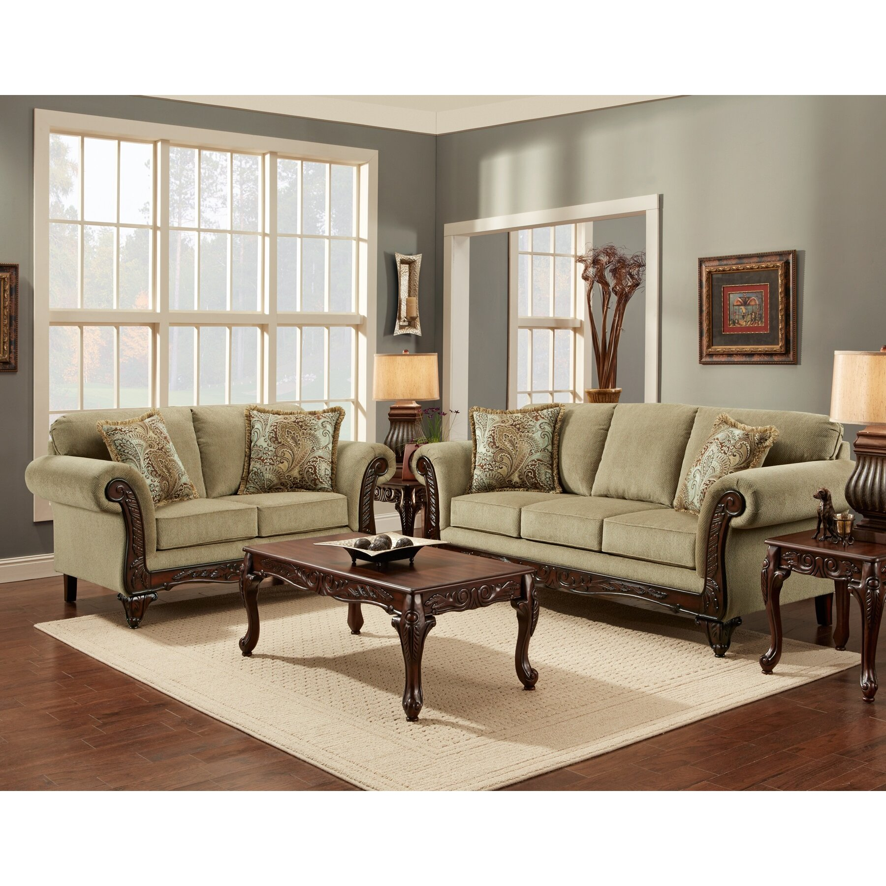 Astoria Grand Liddington Living Room Collection Reviews Wayfair