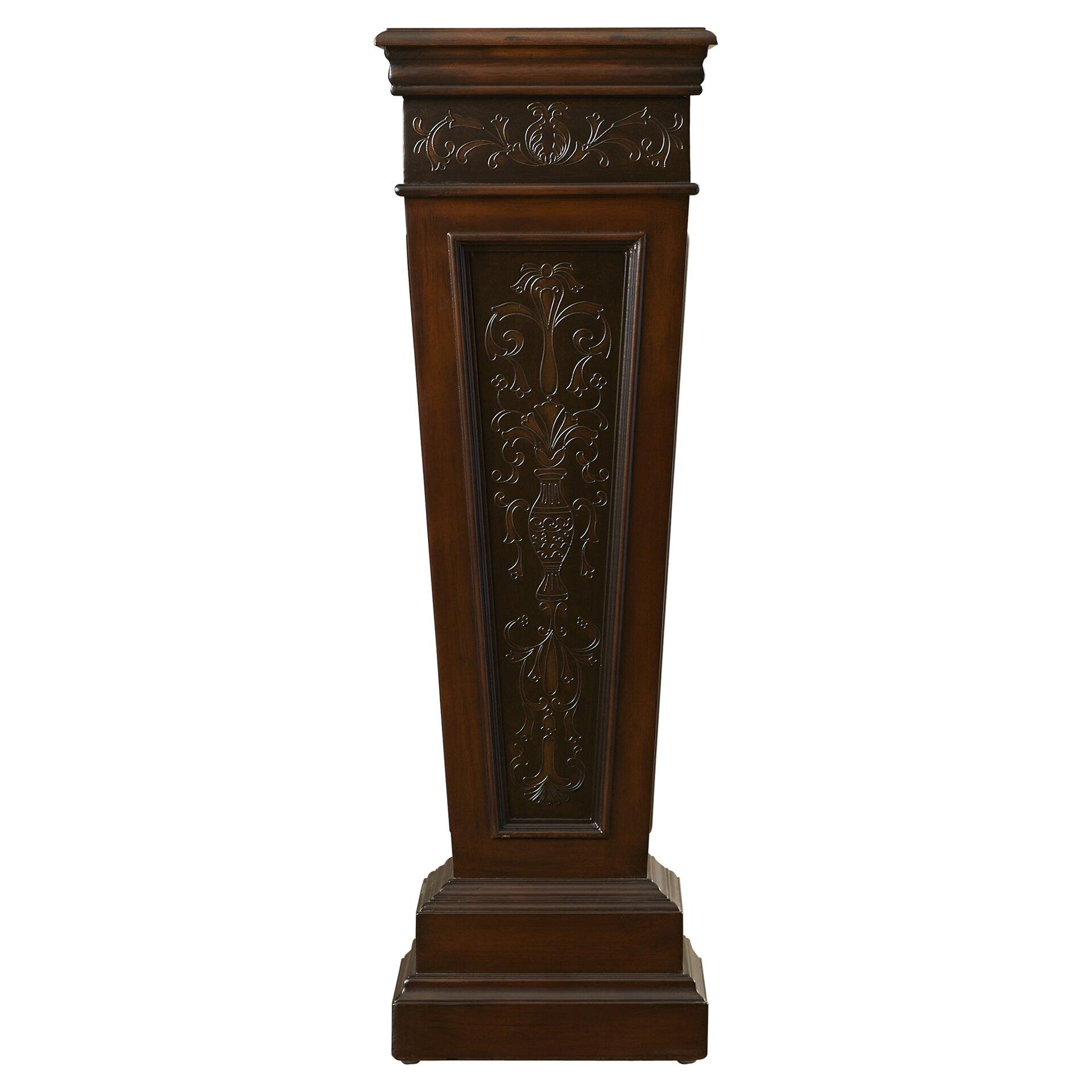 Pedestal Plant Stands Indoor #18: Warner Robins Pedestal Plant Stand