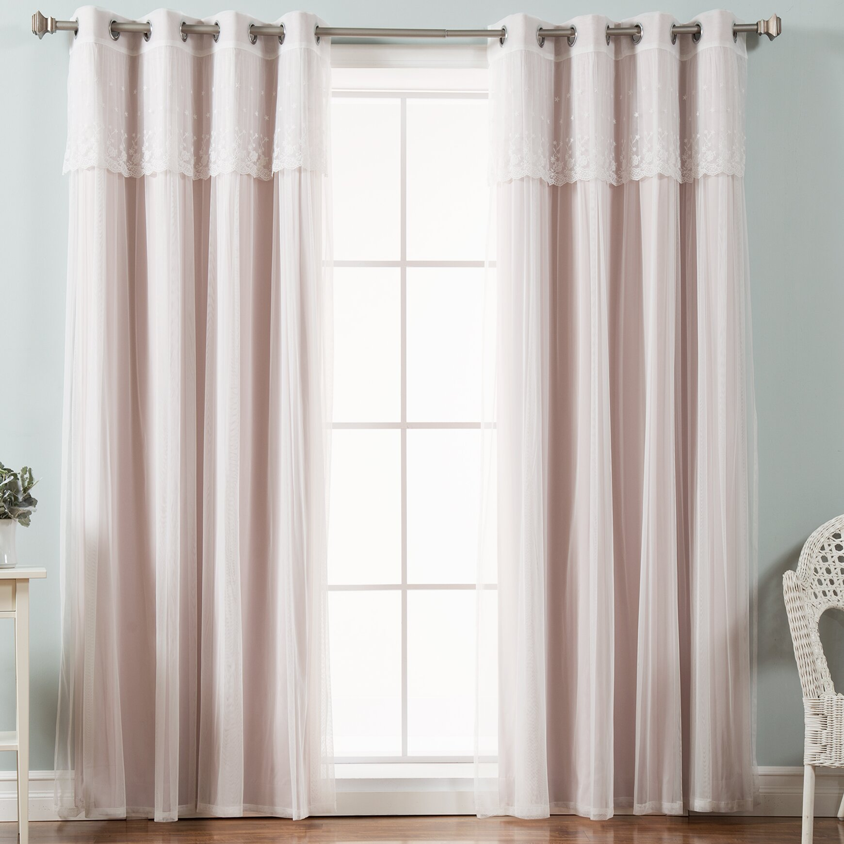 Eminence Thermal Blackout Window Treatment Set Reviews
