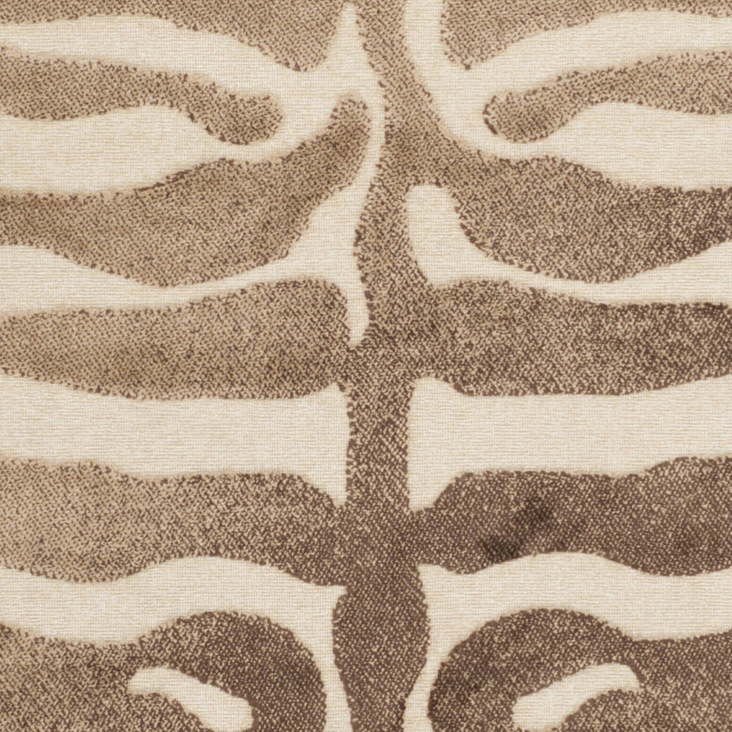 Brown Beige Zebra Area Rug Designs