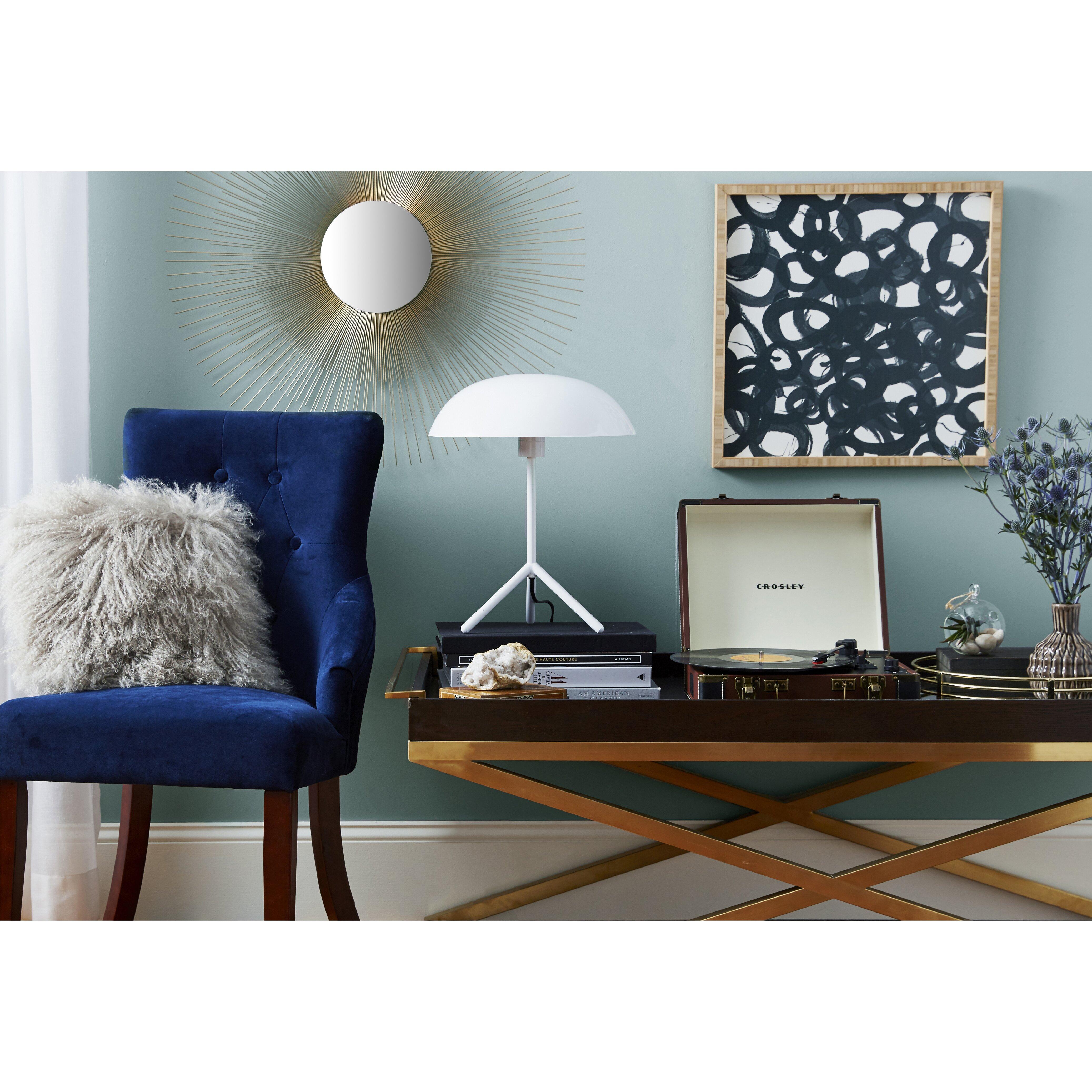 Velvet Accent Chairs Living Room – Modern House