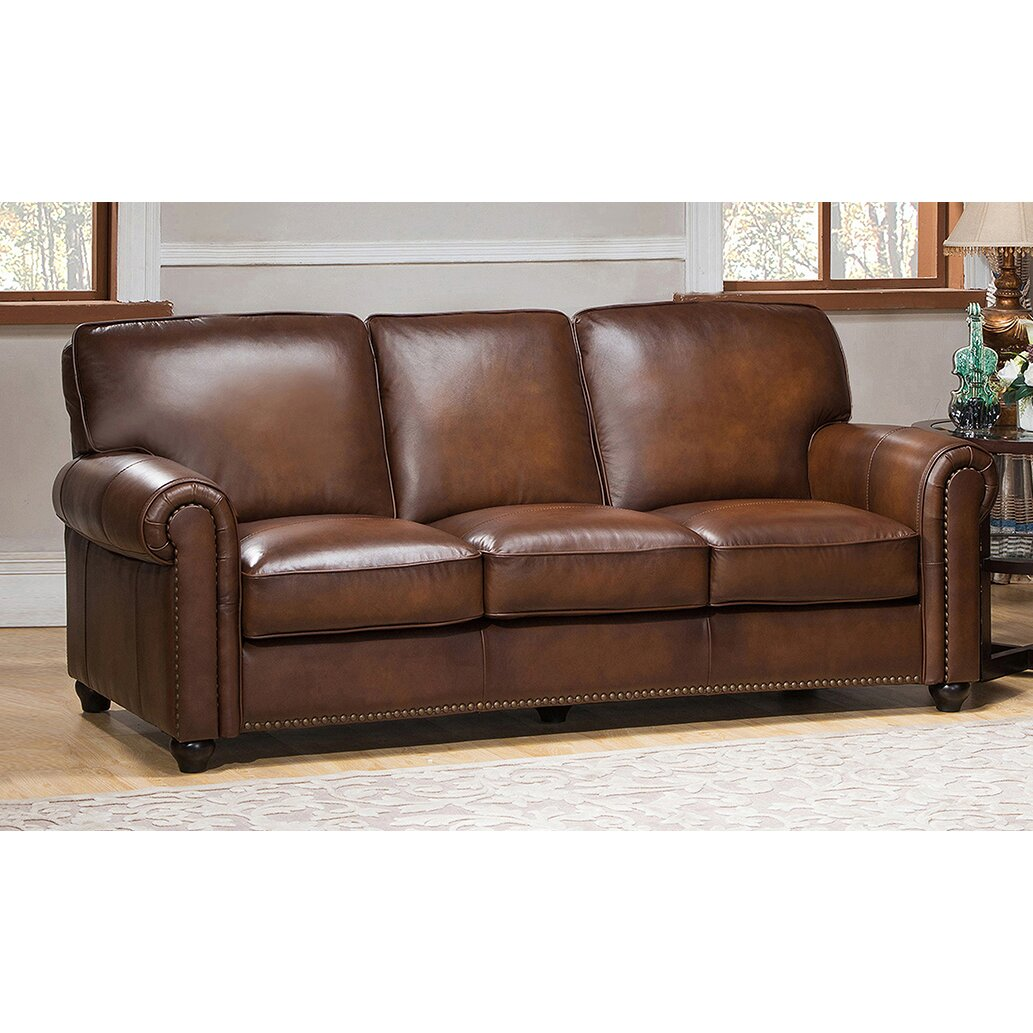 Leather Living Rooms Sets Amax Aspen 2 Piece Leather Living Room Set Wayfair