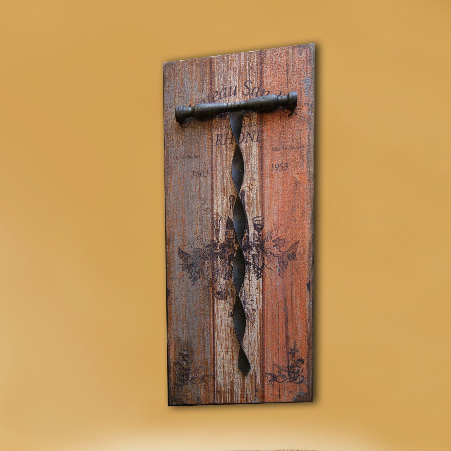 Hdc international cork screw wall decor reviews for International wall decor