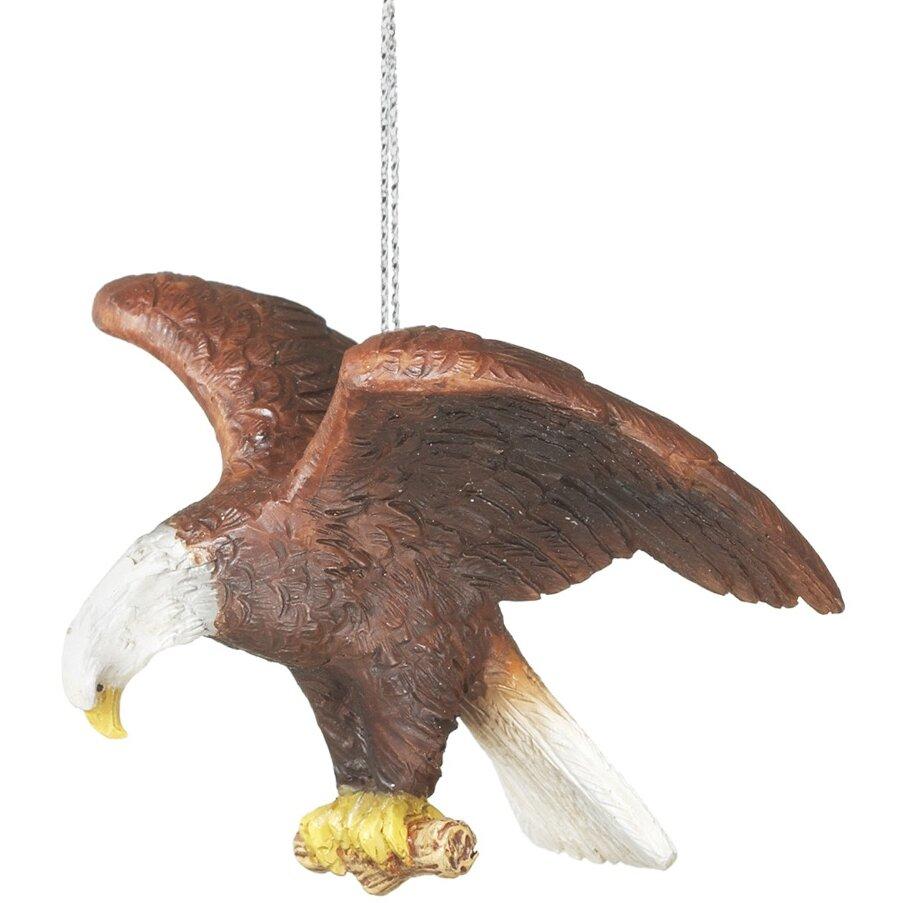 The Holiday Aisle Bald Eagle Ornament & Reviews | Wayfair