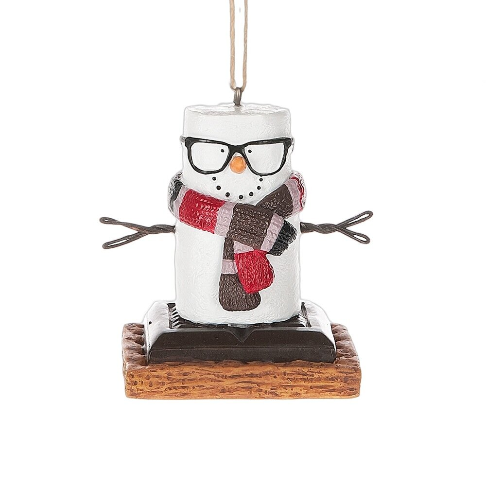 S mores ornaments - The Holiday Aisle Specialty S Mores Hipster Ornament