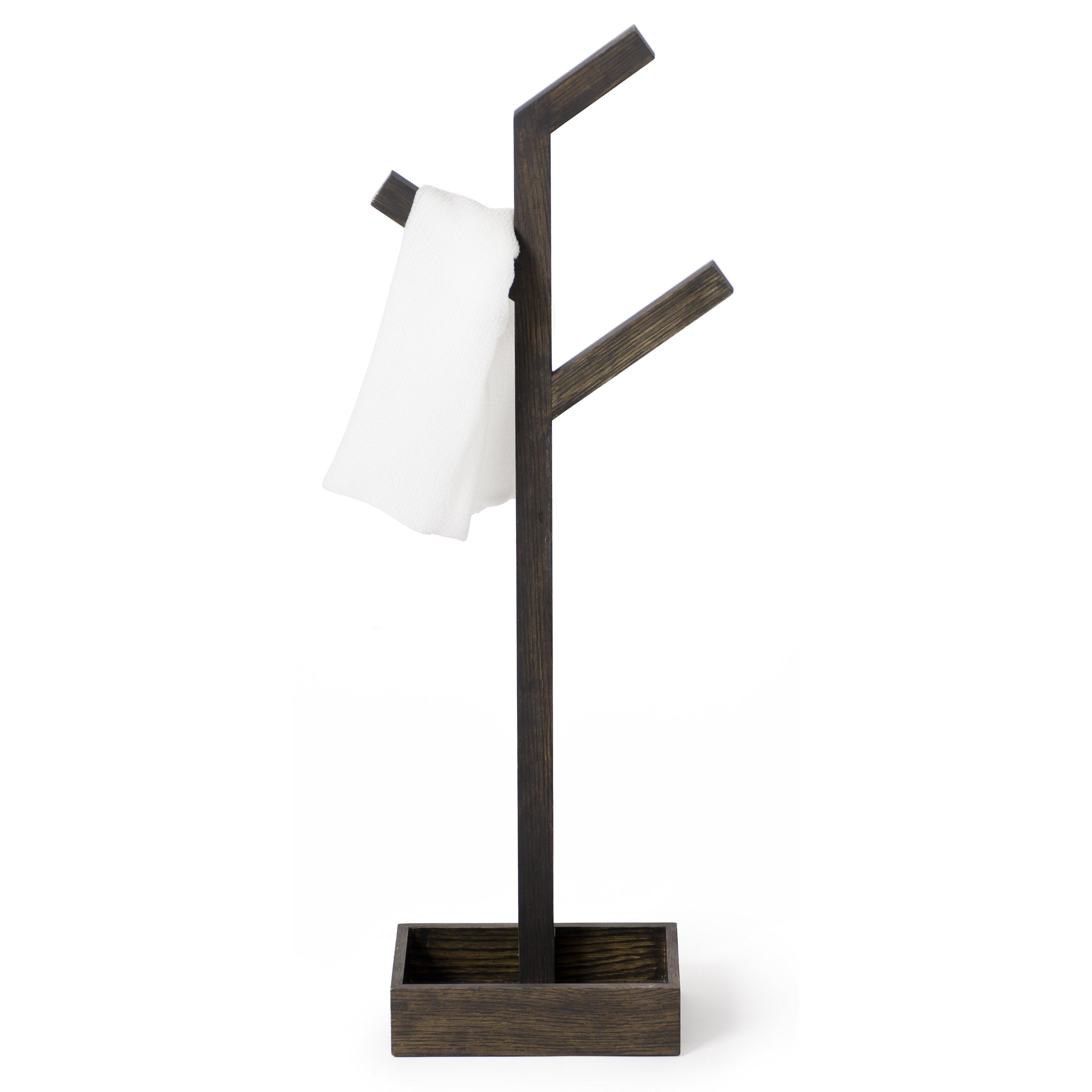 Belfry Bathroom Free Standing Towel Stand