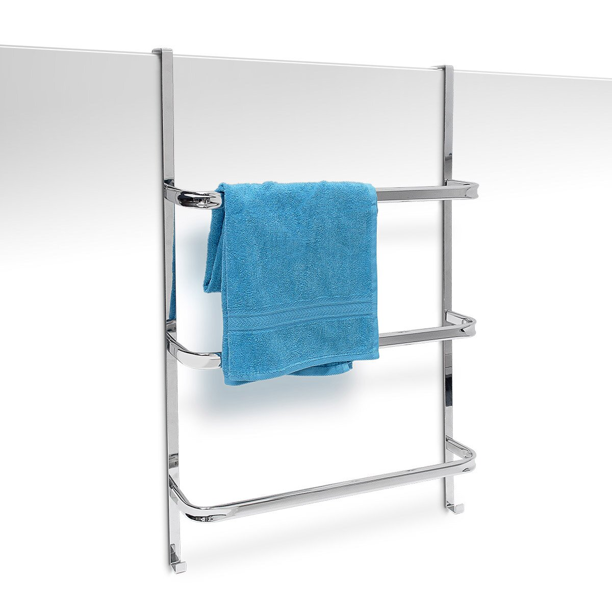 Belfry Bathroom Over The Door Towel Rack Reviews