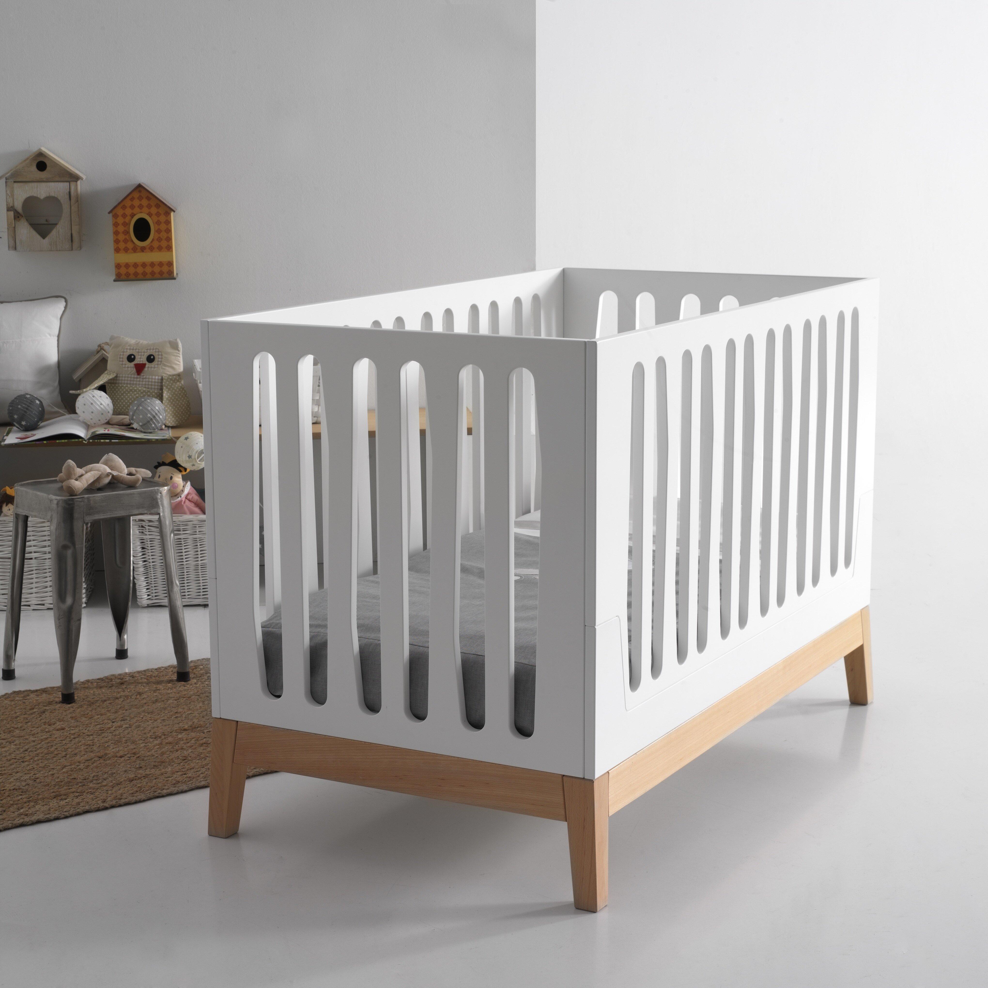 Crib for sale sulit com - Bonavita Crib For Sale Used Bresole Nubol 3in1 Convertible Crib