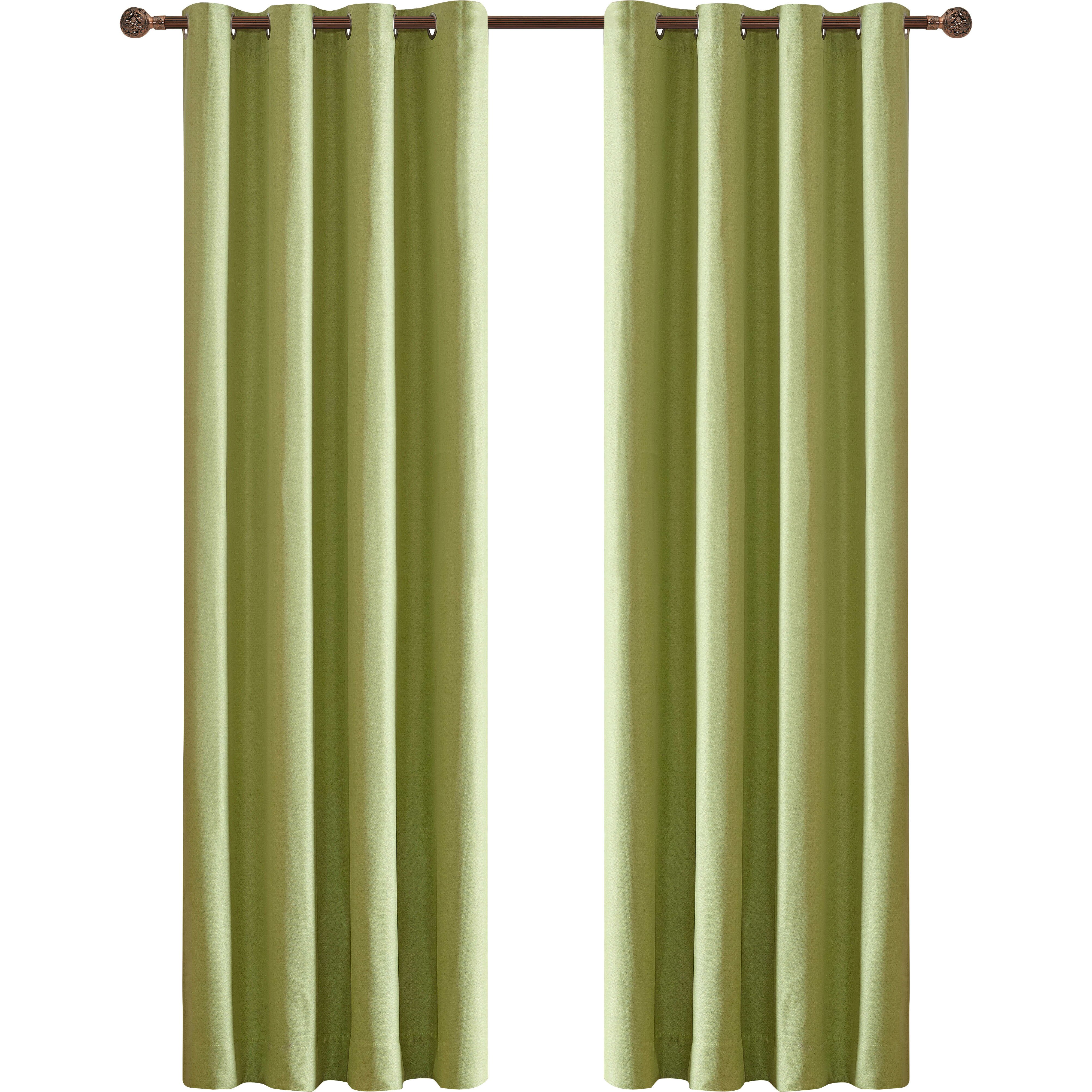 Lyndale Decor Odyssey Blackout Thermal Curtain Panels