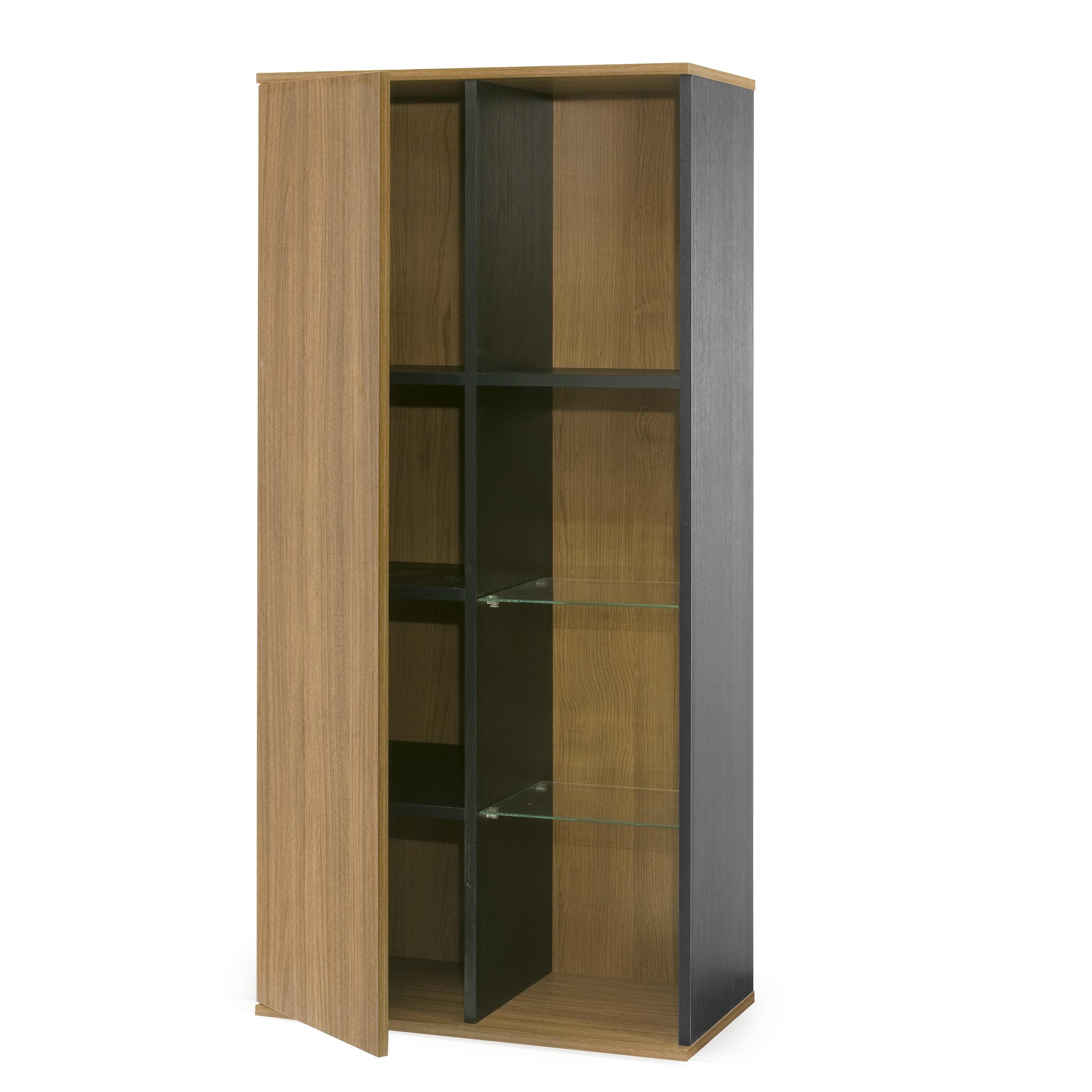 Hokku Designs Hokku Designs Inglewood 1 Door Storage Cabinet Wayfaircouk