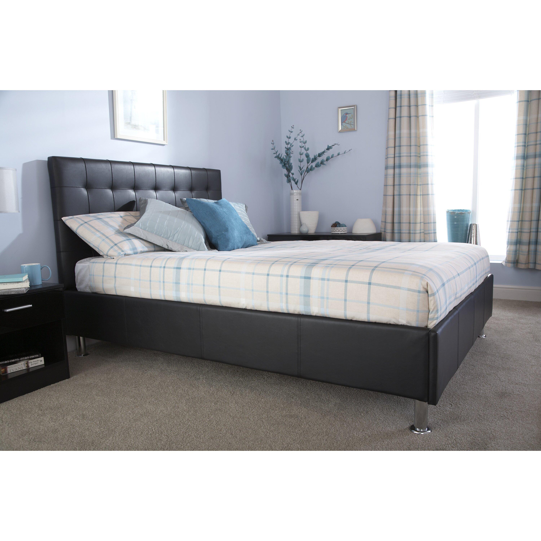 Home loft concept nate bed frame reviews wayfair uk for Concept beds