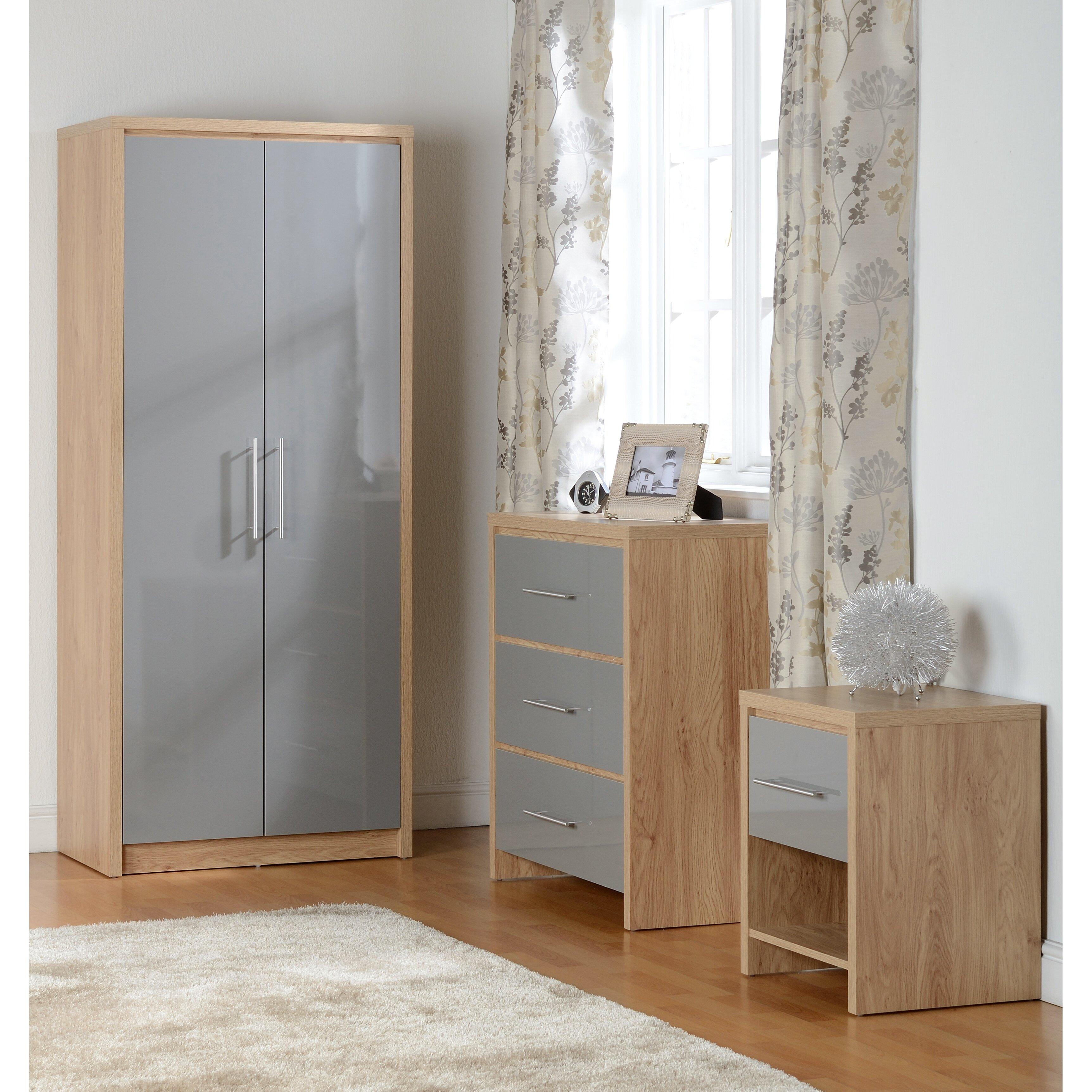 Seville Bedroom Furniture Home Loft Concept Seville 3 Piece Bedroom Set Reviews Wayfair