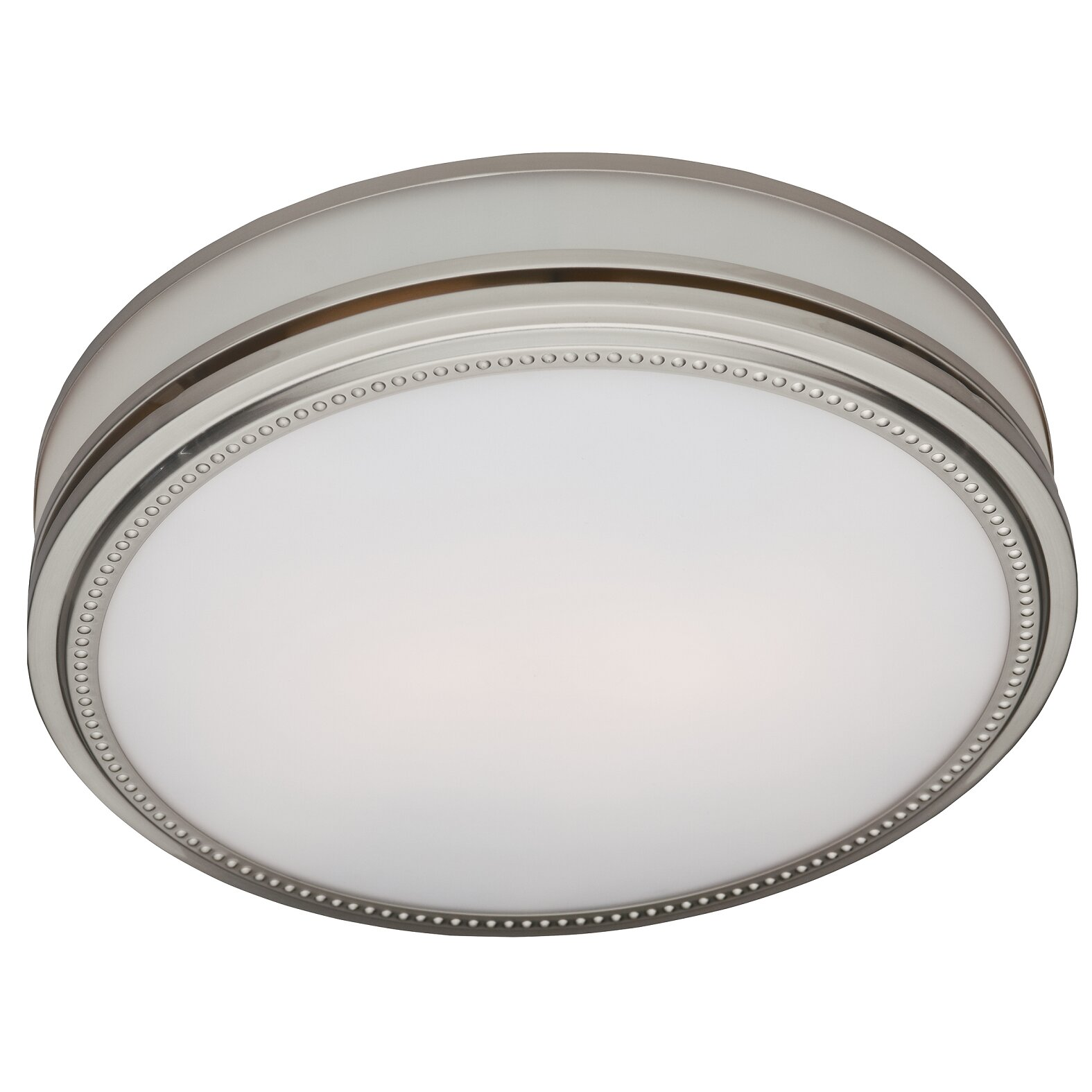 Quietest bathroom exhaust fan - Hunter Home Comfort Riazzi 110 Cfm Bathroom Fan With Light