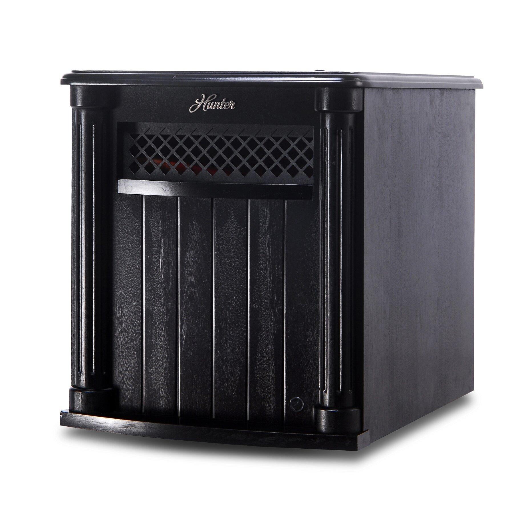 Hunter Home Comfort 1 500 Watt Portable Electric Infrared