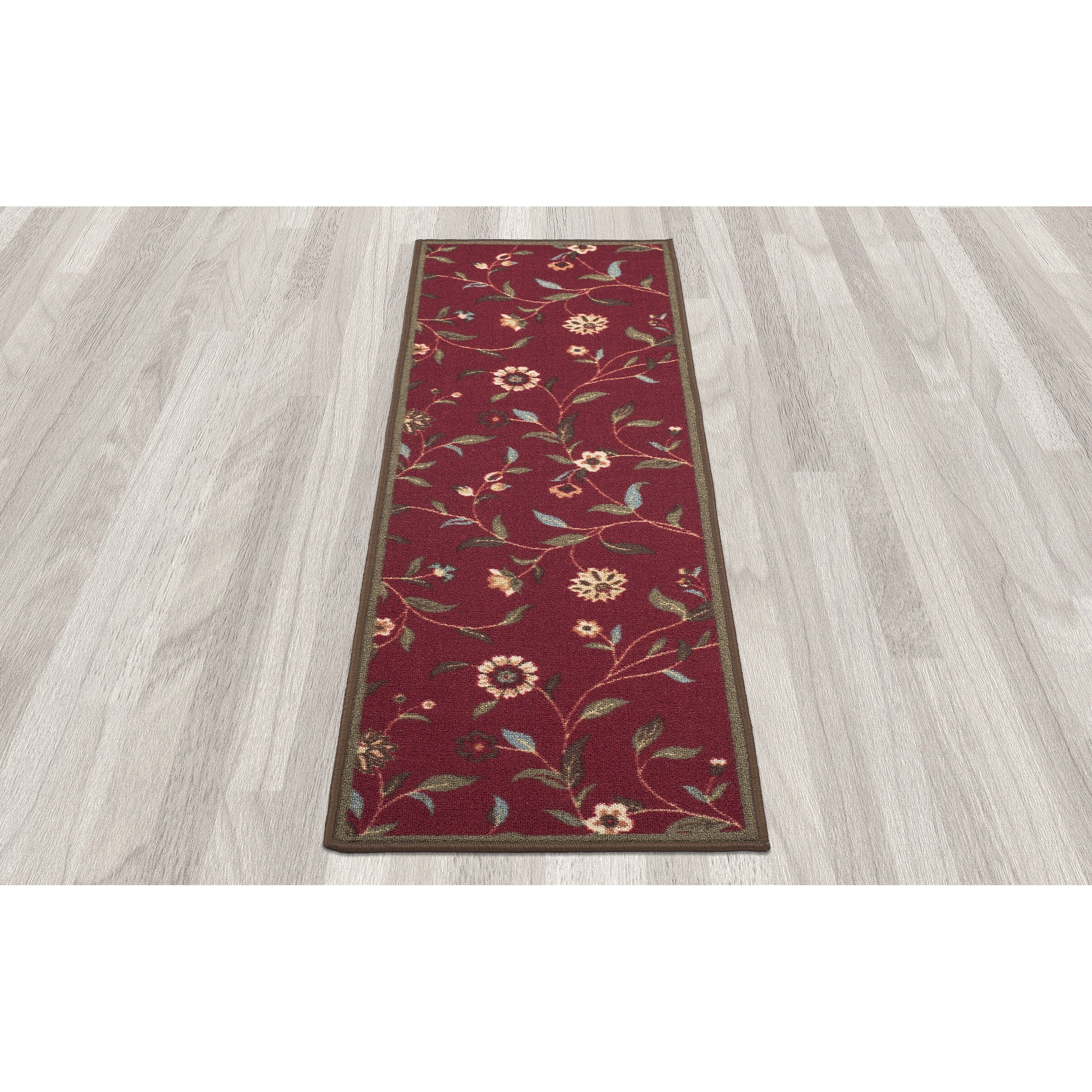 Threadbind Rockport Red Indoor Outdoor Area Rug & Reviews