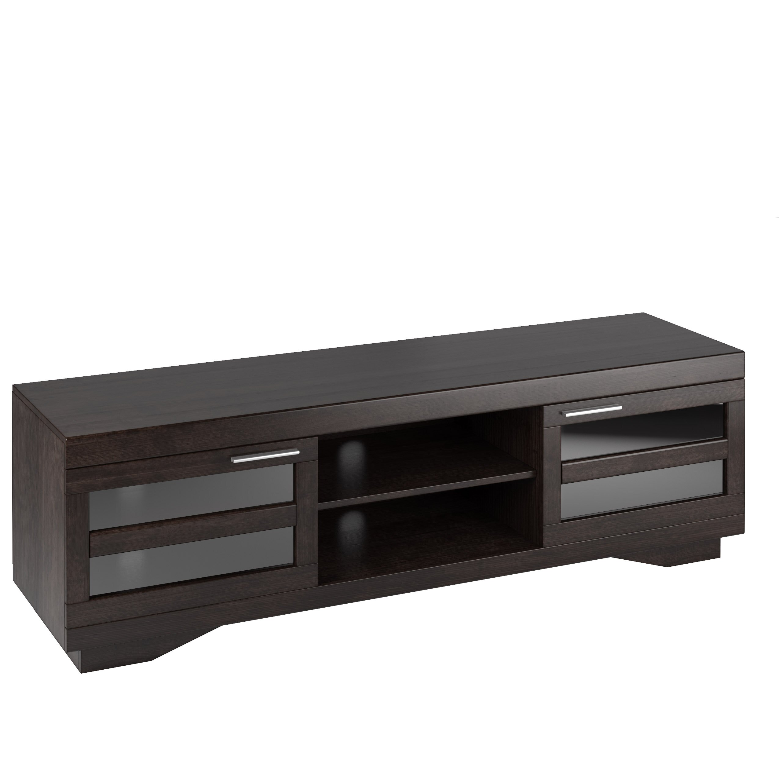 "Latitude Run Bukovany 66"" TV Stand & Reviews 