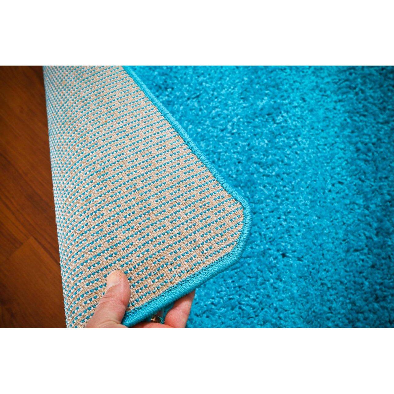Latitude Run Bennet Turquoise Indoor Outdoor Area Rug