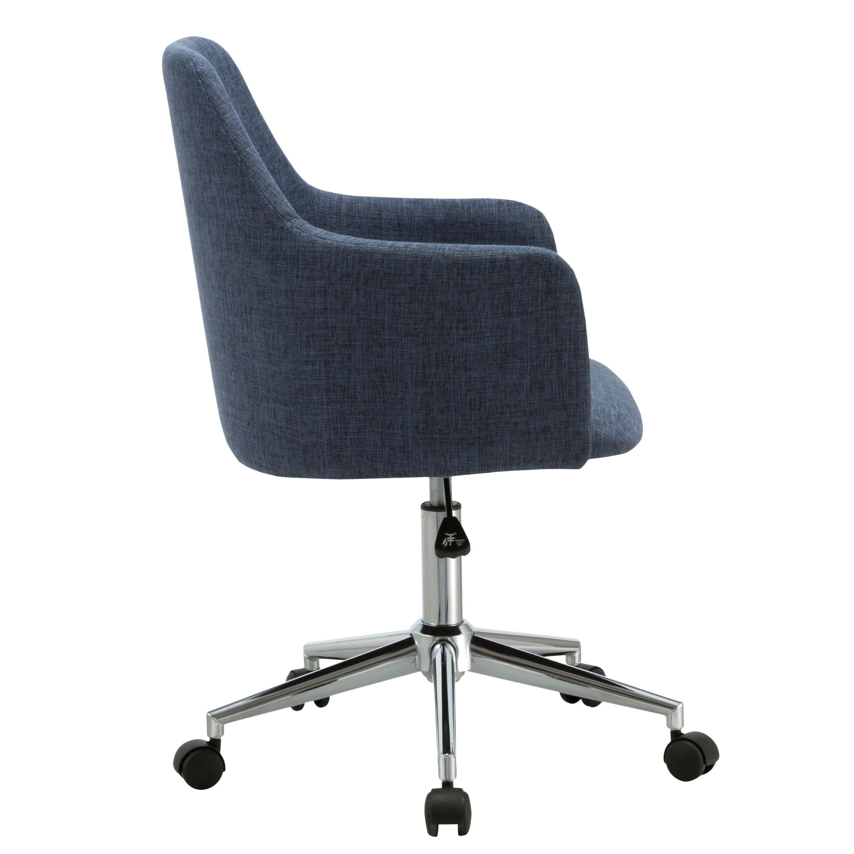 Porthos Home Duncan Mid Back Desk Chair Amp Reviews Wayfair Ca