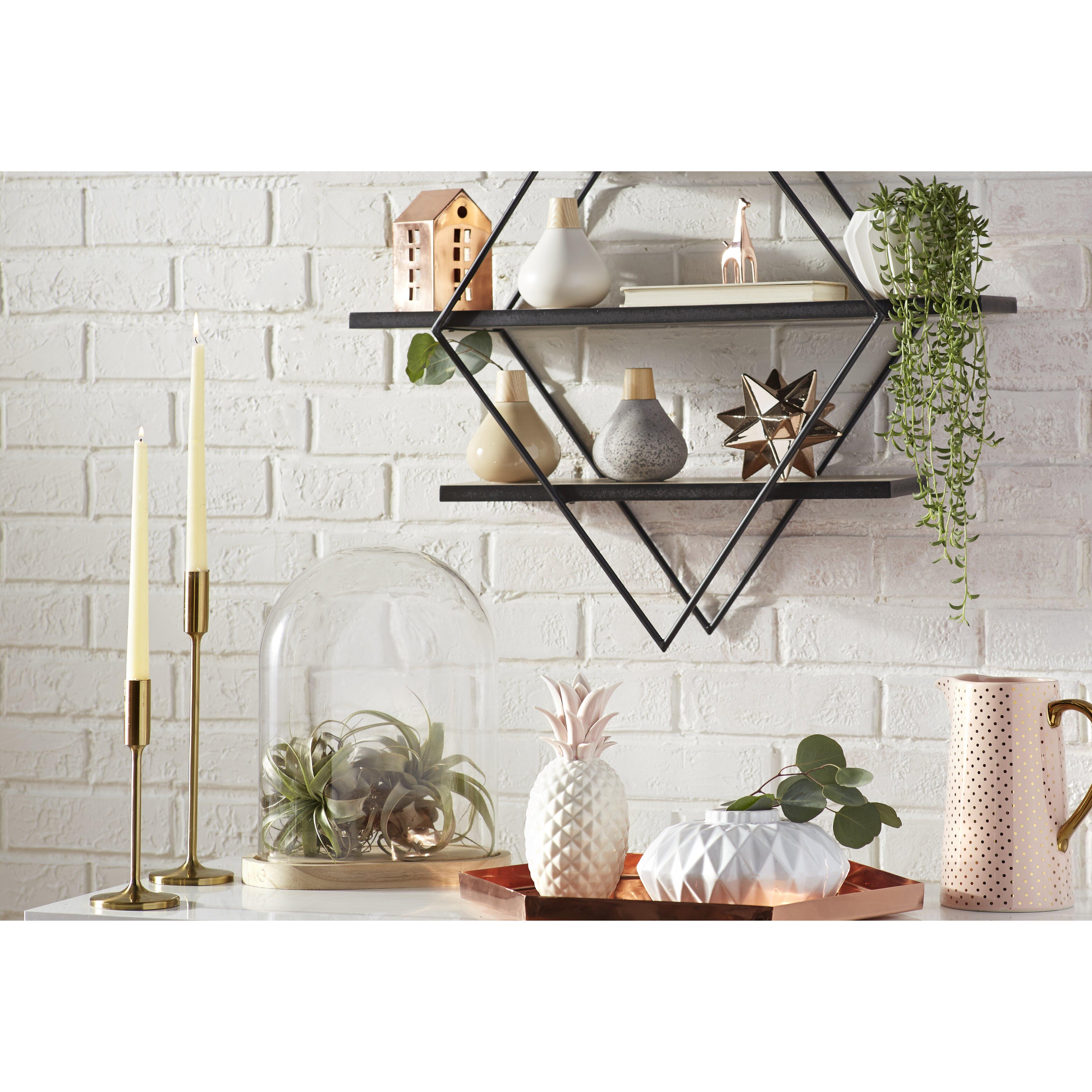 Bloomingville Coffee Table Bloomingville Ceramic Pineapple Figurine Reviews Wayfair