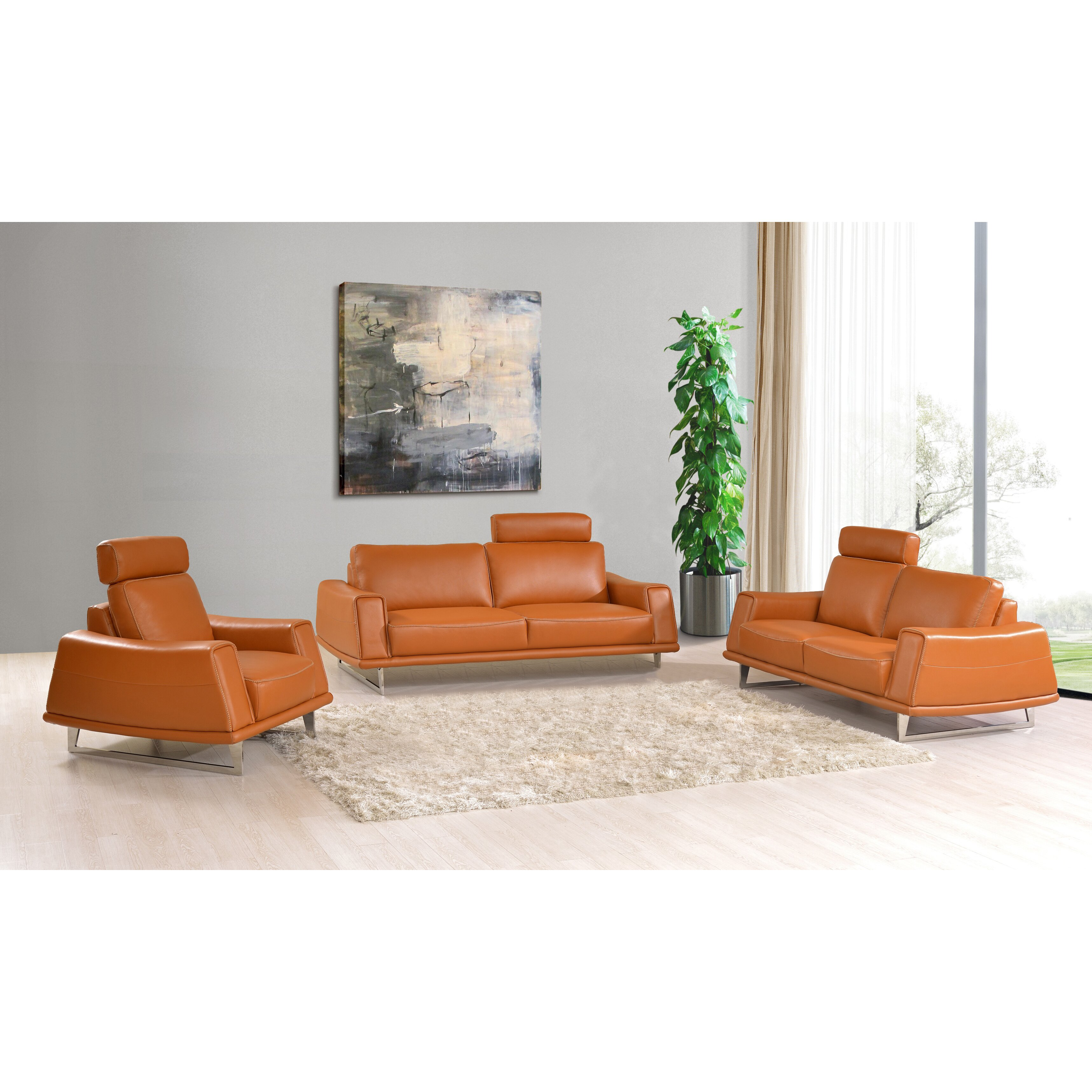 Nocidesign living room collection wayfair for Furniture 2 day shipping