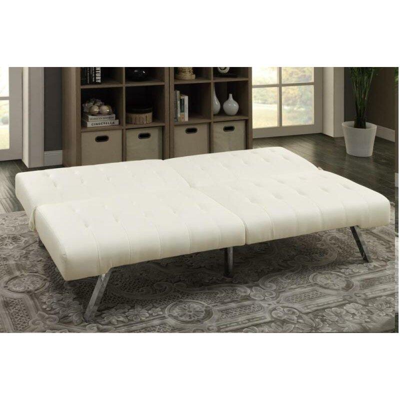 a j homes studio sophia adjustable sleeper sofa