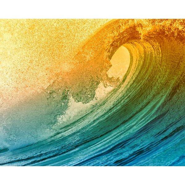 ohpopsi wave wall mural wayfair uk wave wall mural moonwallstickers com