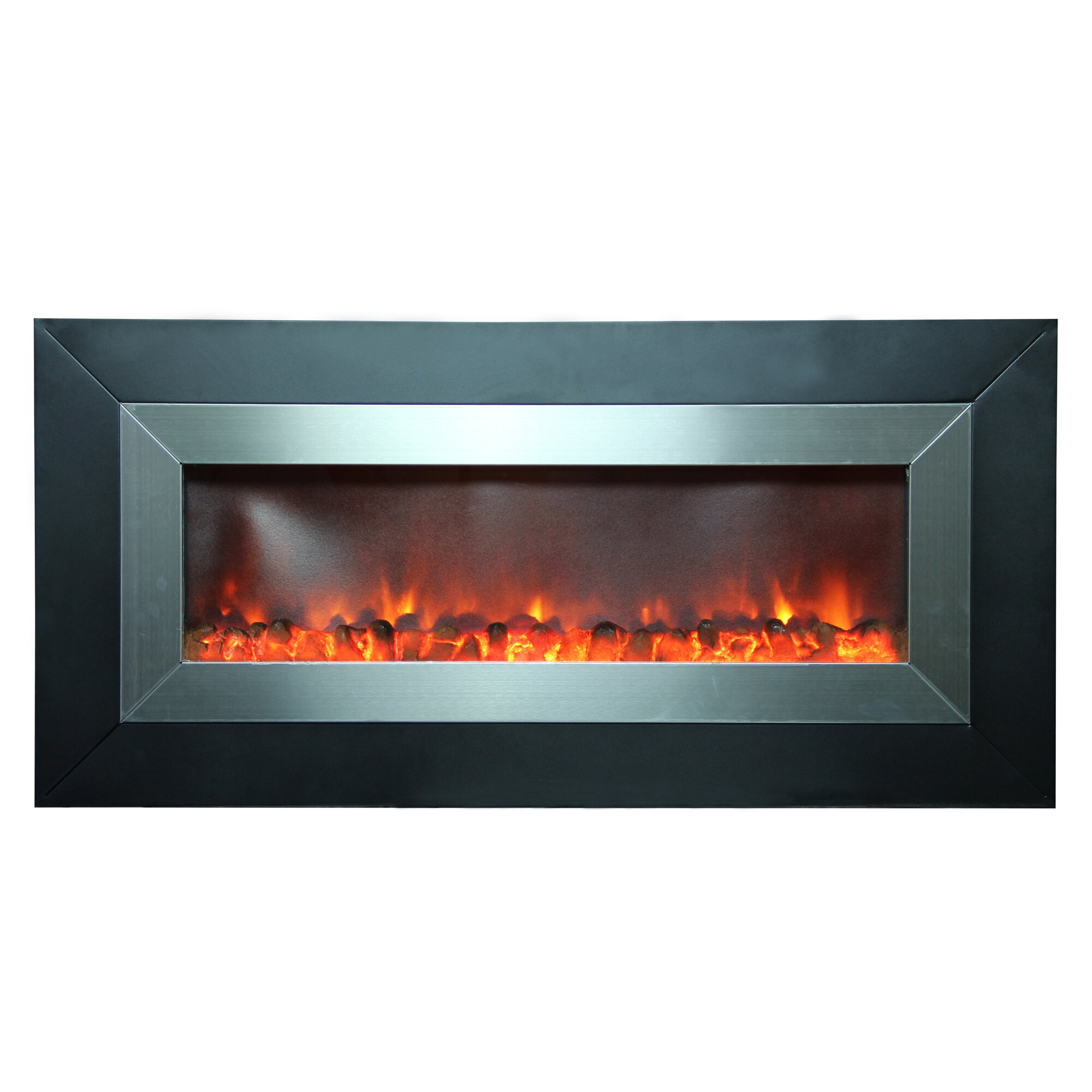Y Decor Stunner Wall Mount Electric Fireplace Reviews