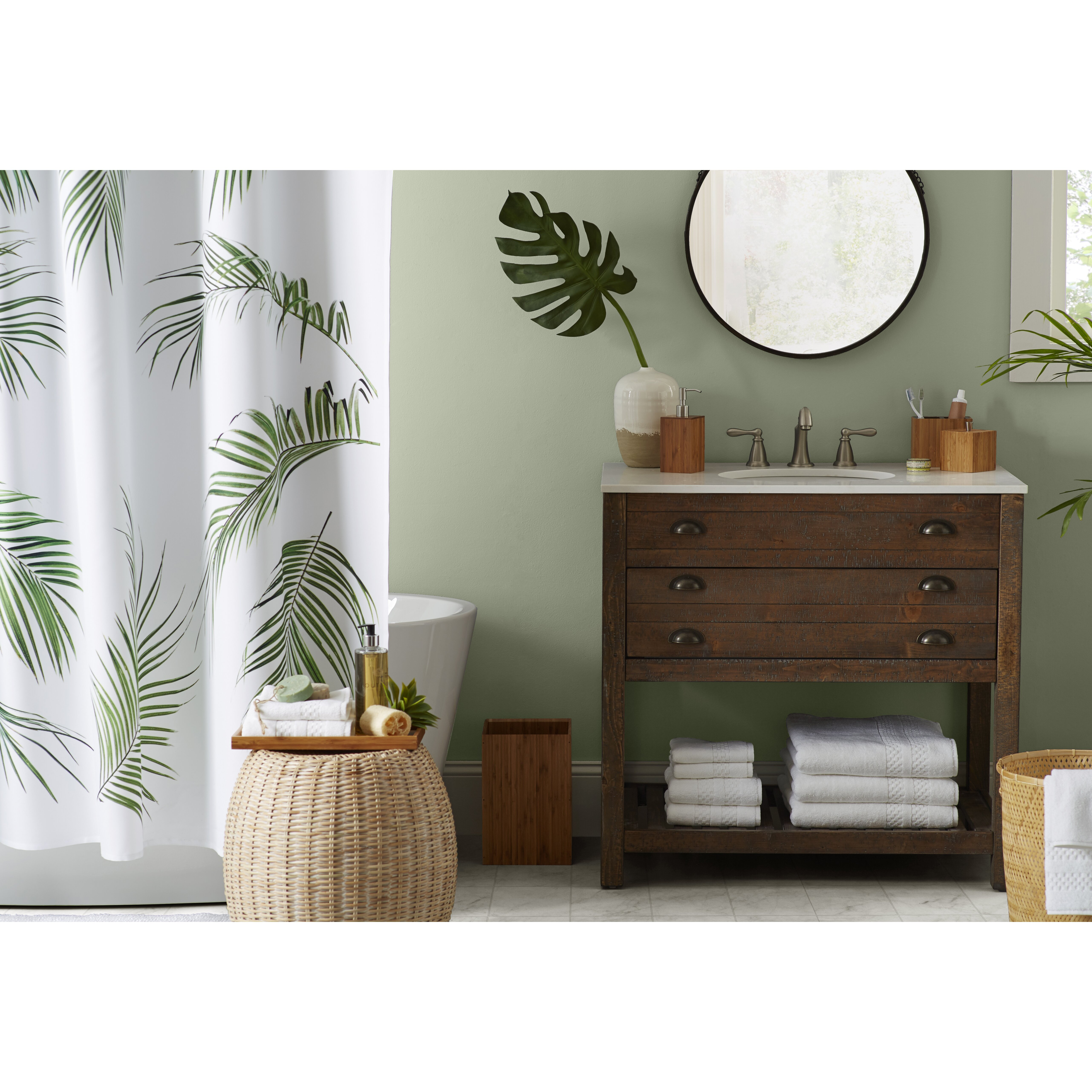 Bamboo Bathroom Accessories Dact Us