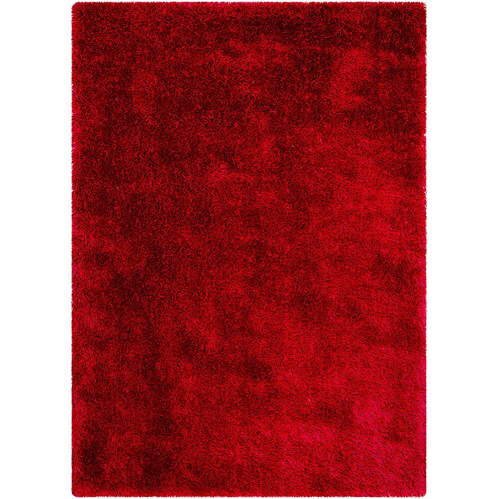 AllStar Rugs Red Area Rug