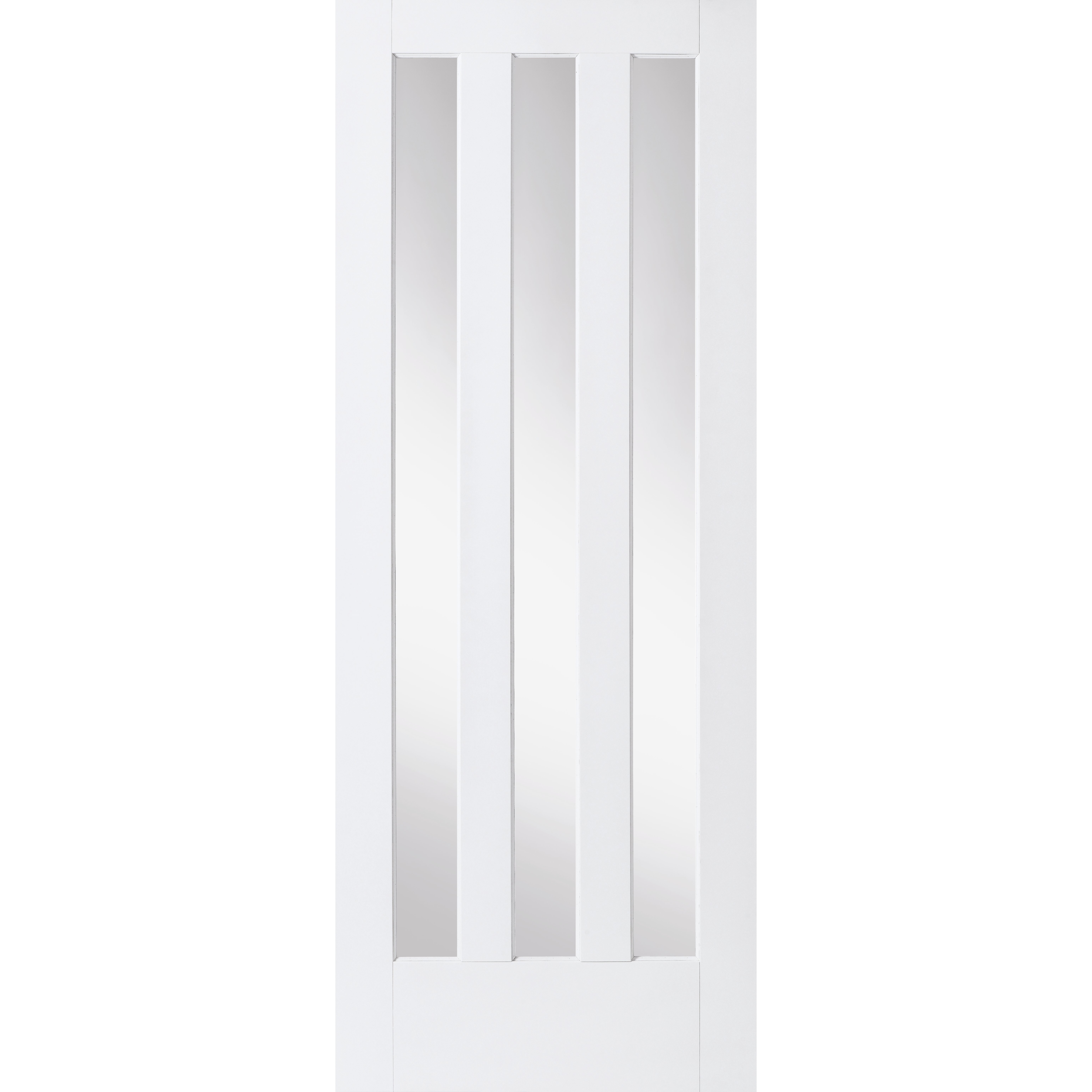 61575305194816726157 Jeld Wen 3 Panel White Glazed Internal Door U0026 Reviews  Wayfair.co.uk