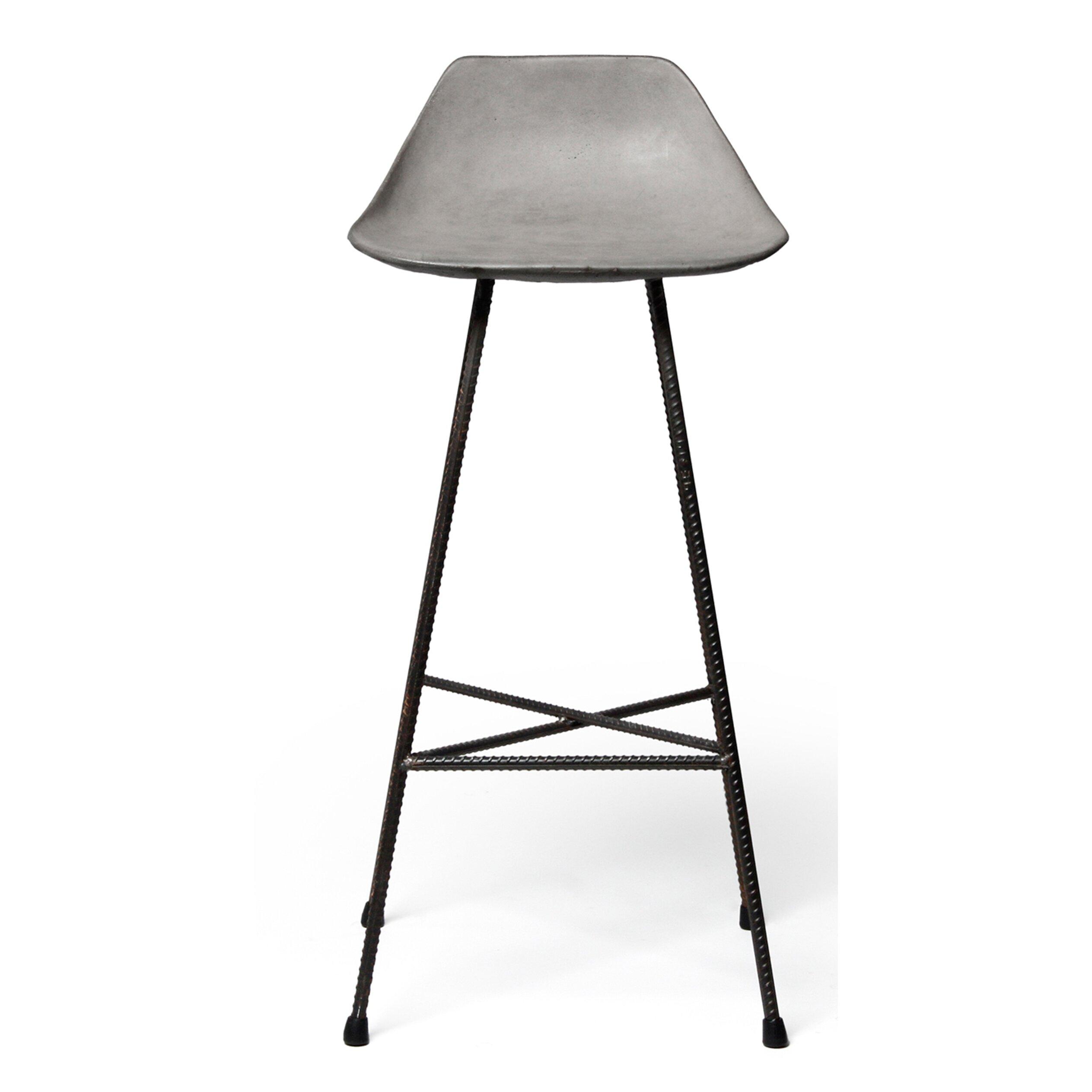 hauteville  bar stool  allmodern - lyon beton hauteville quot