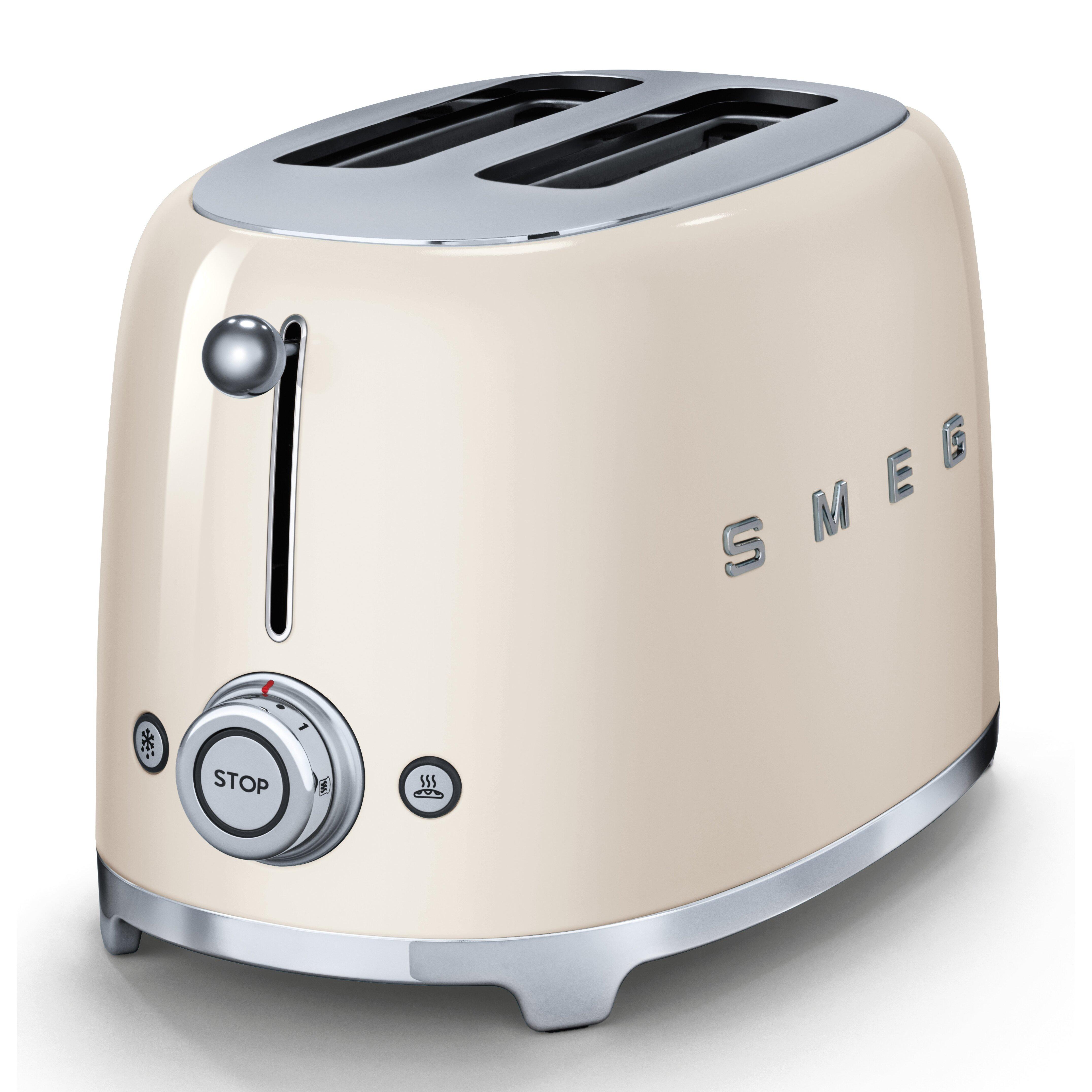 Uncategorized 50s Style Kitchen Appliances smeg 50s style 2 slice toaster reviews wayfair kitchen wayfair