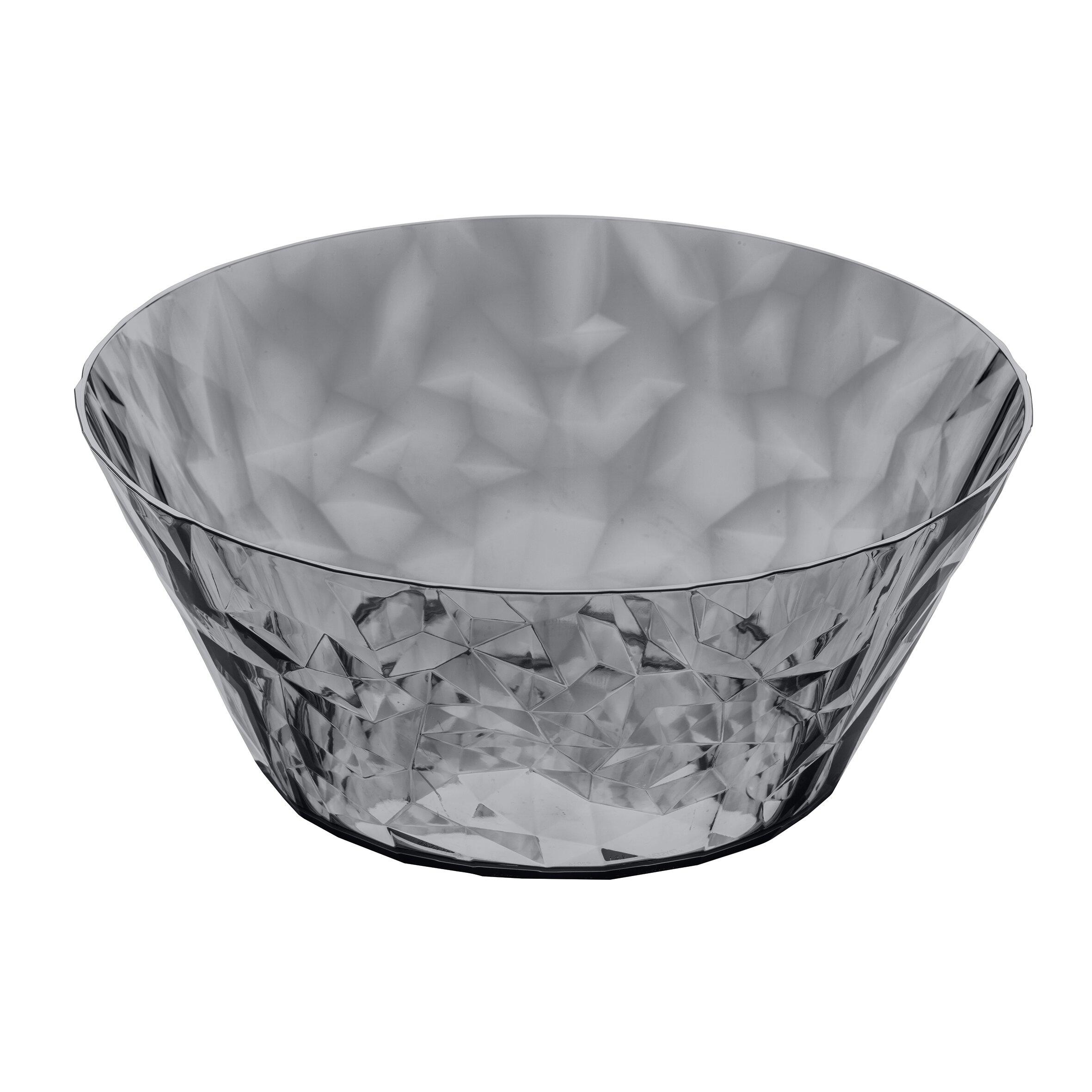 koziol salatschale crystal. Black Bedroom Furniture Sets. Home Design Ideas