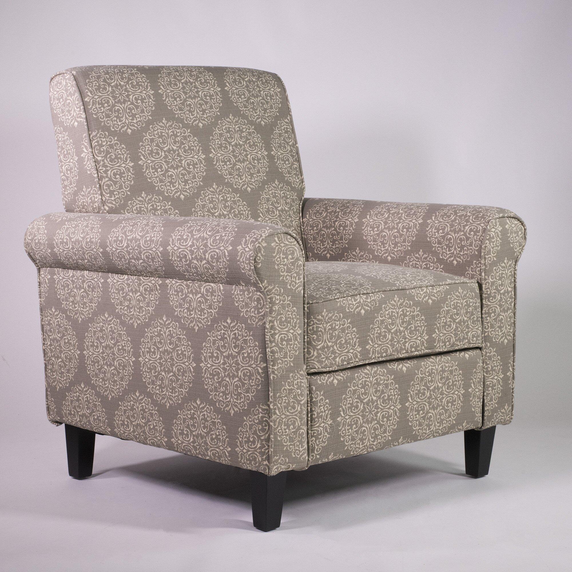 OceanBridge Fingers Arm Chair Wayfair