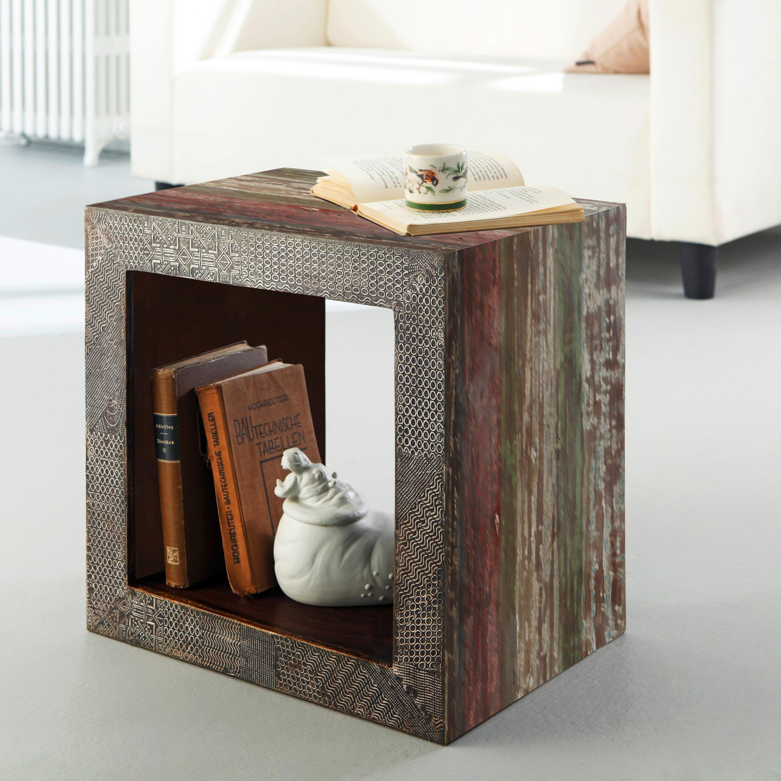 wolf m bel goa side table reviews. Black Bedroom Furniture Sets. Home Design Ideas