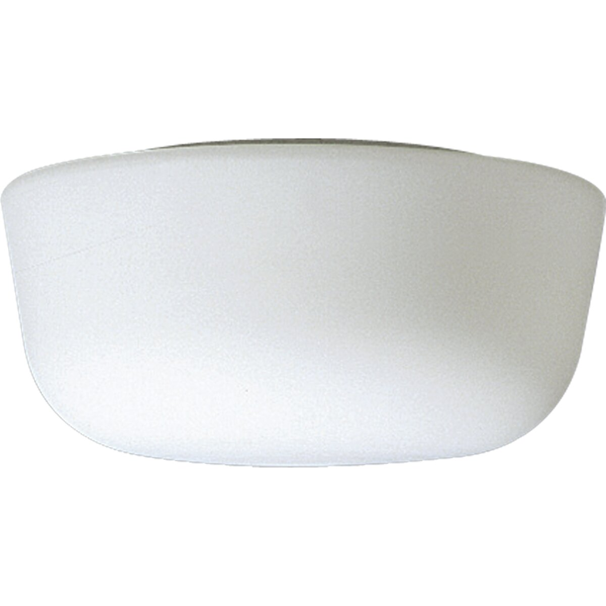 Flush Mount Drum Light: Opal Glass Dome Flush Mount,Lighting