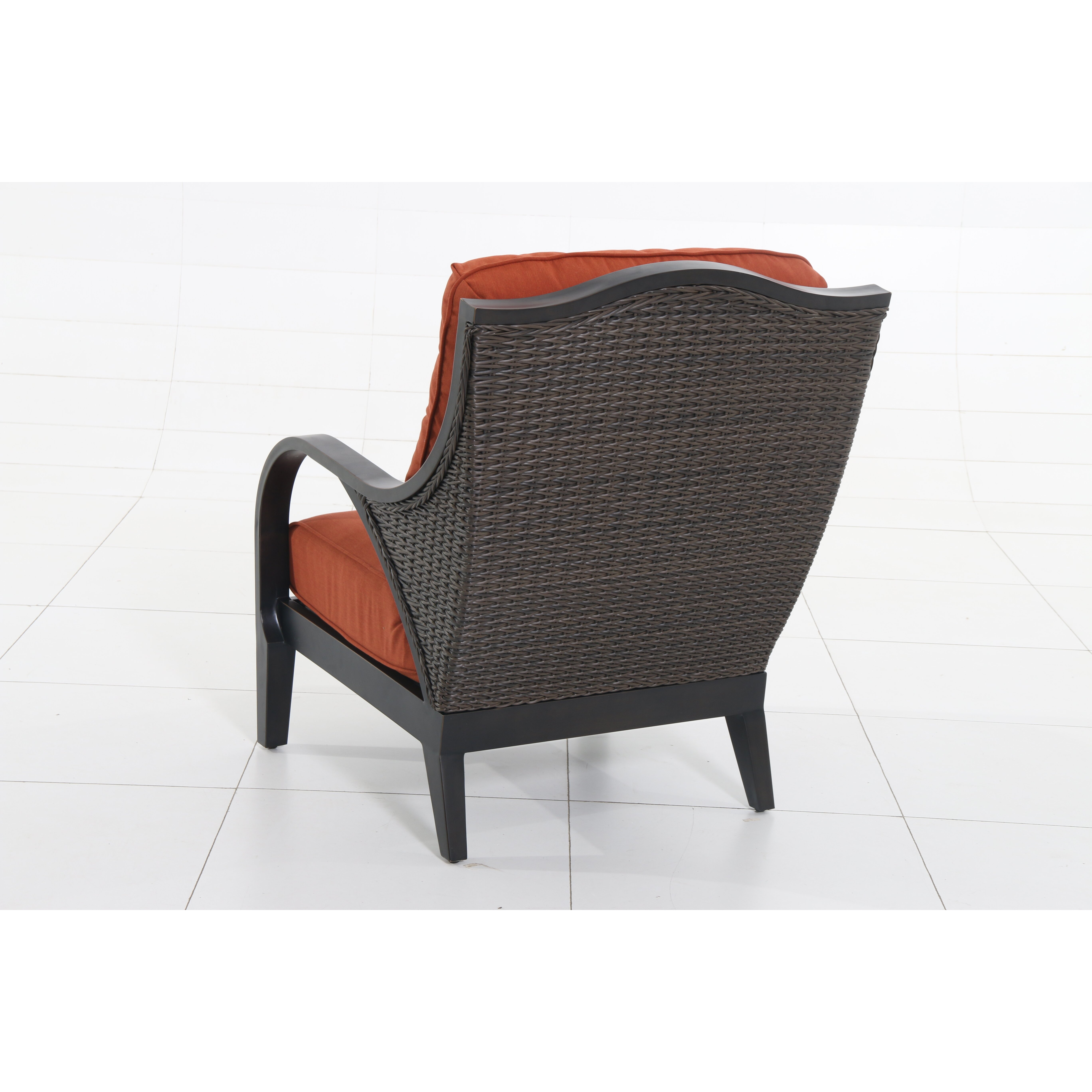 ... Garden Indies Swivel Lounge Rocking Chair with Cushions  Wayfair