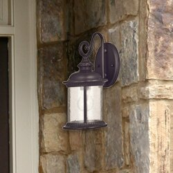 Westinghouse Lighting New Haven 1 Light Outdoor Wall
