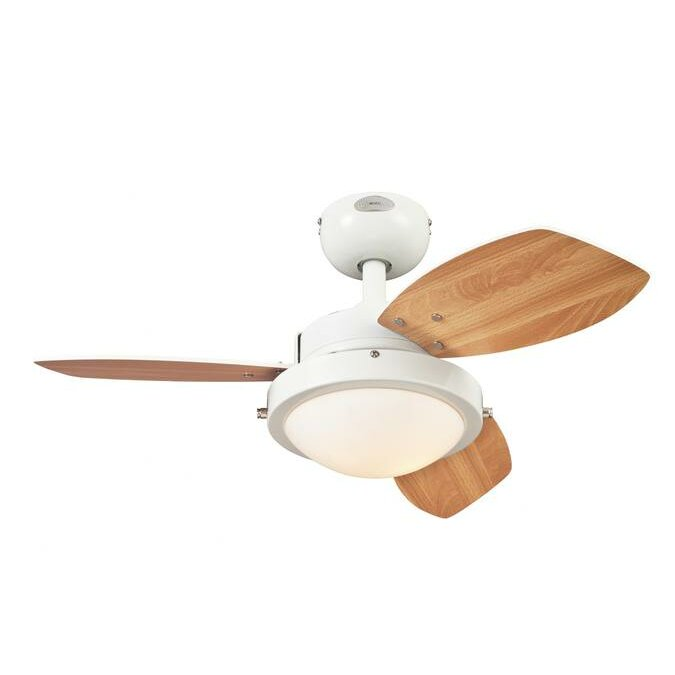 "Westinghouse Lighting 30"" Wengue 3 Blade Ceiling Fan & Reviews ..."