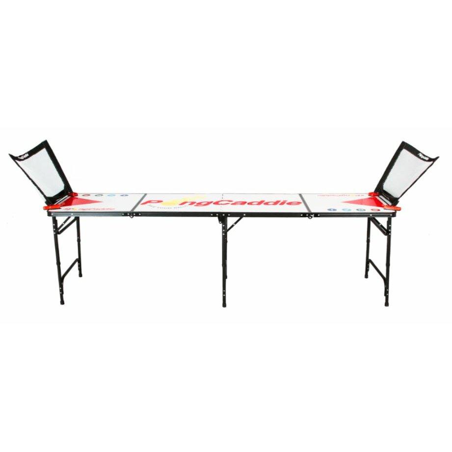 Beer pong table dimensions - Beer Pong Regulation Table Dimensions Pongcaddie Llc Beer Pong Table