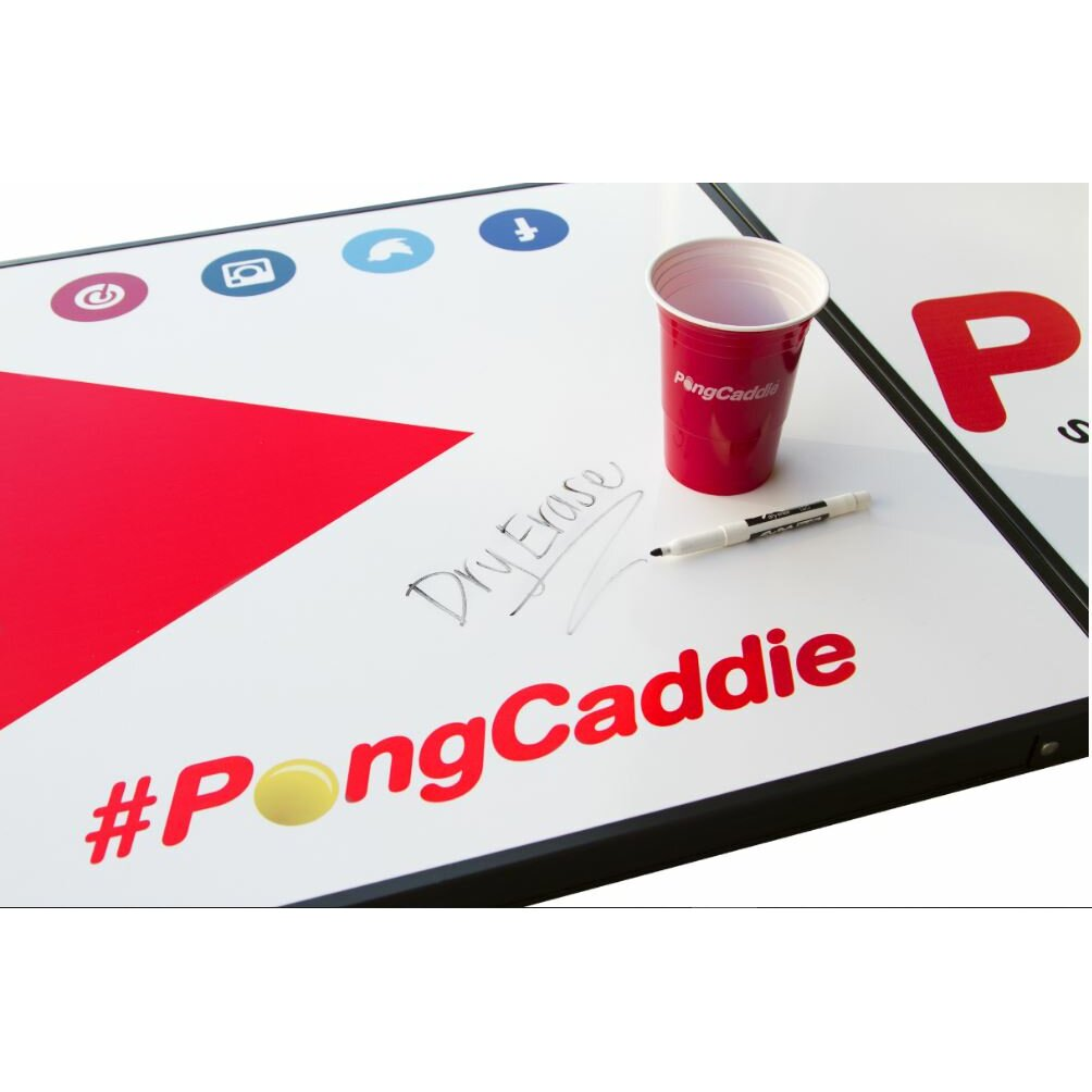Beer pong table dimensions - Pongcaddie Llc Beer Pong Table