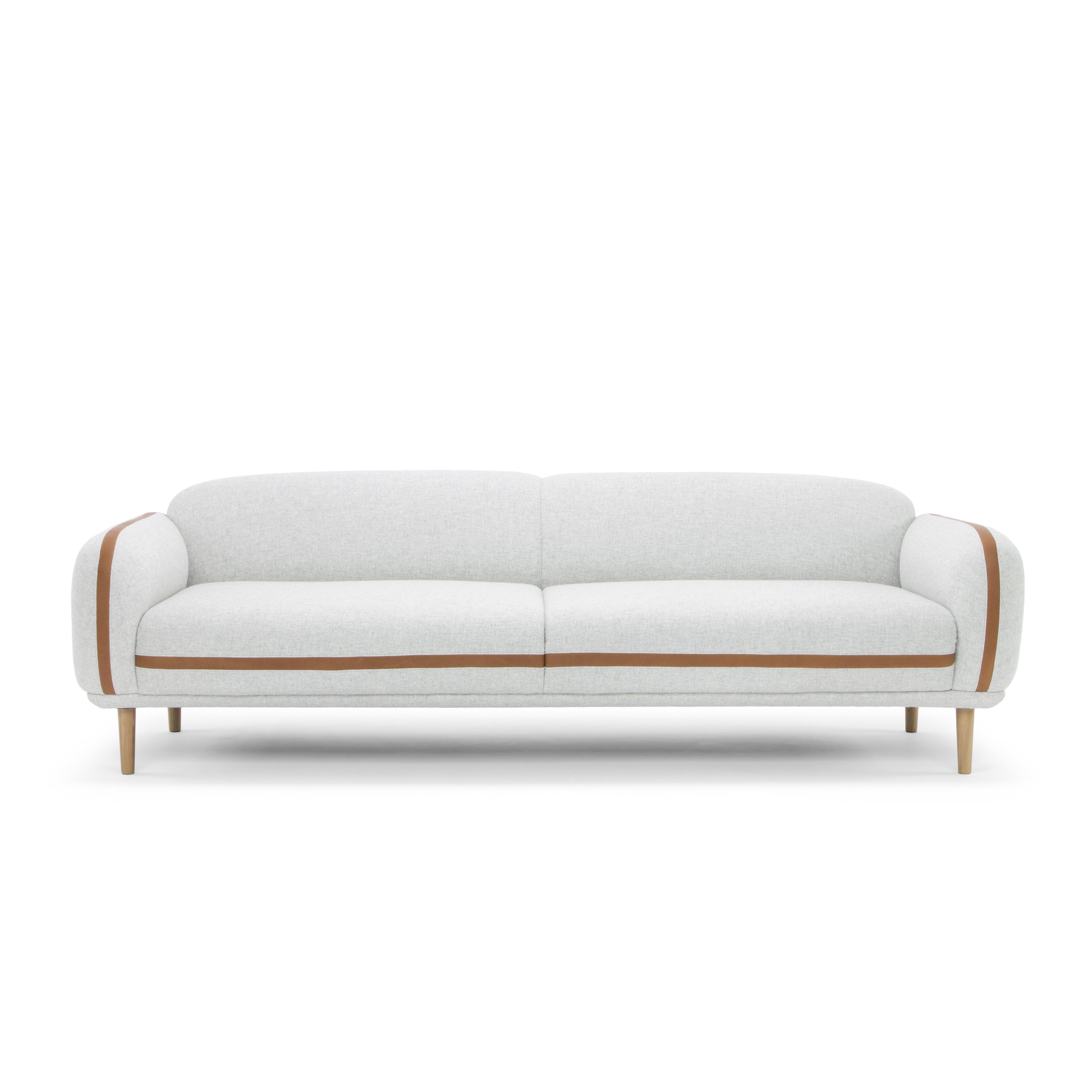 Nordic upholstery bjorn sofa reviews wayfair for Sofa nordic