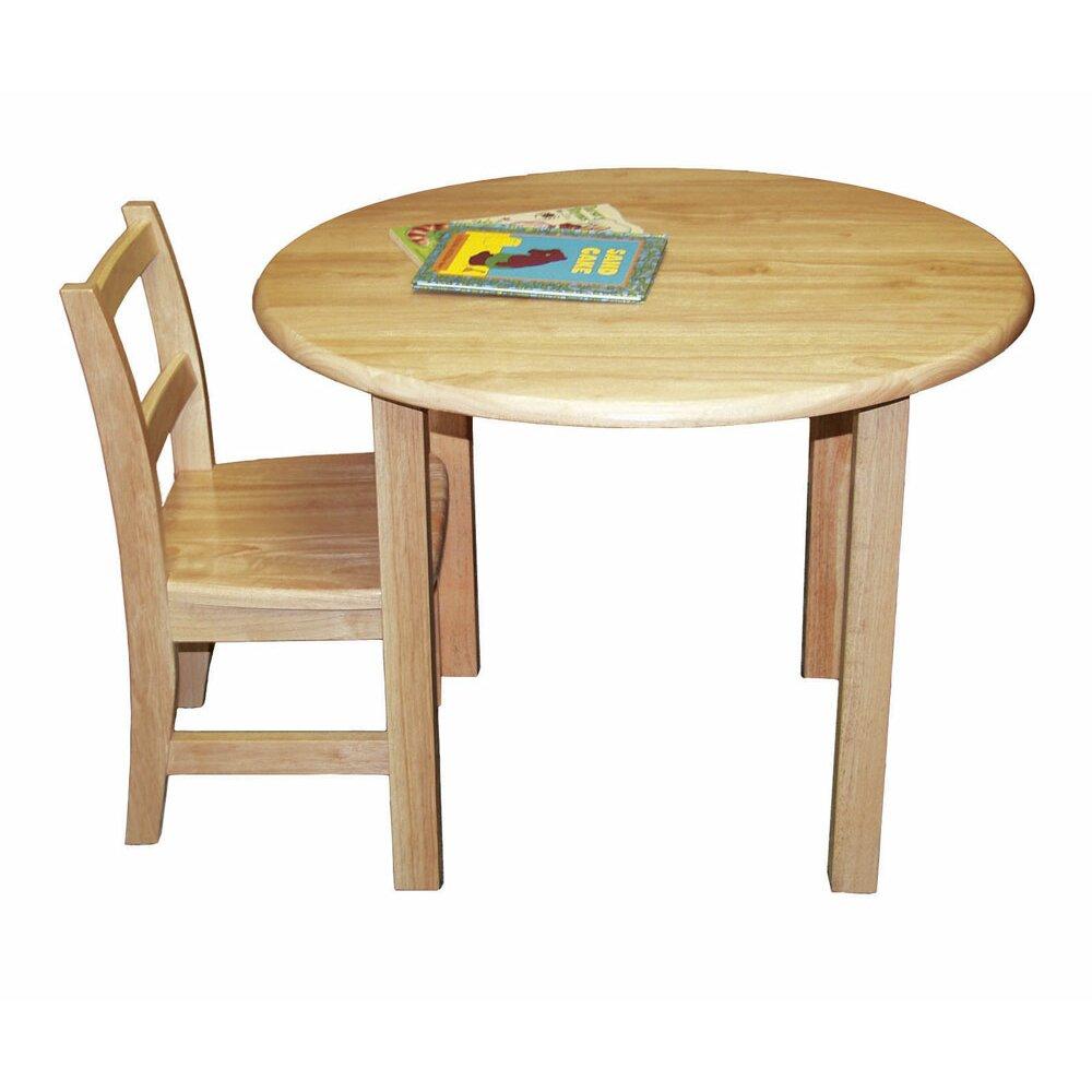 Round school table - Offex Classroom Play School Round Table Wayfair