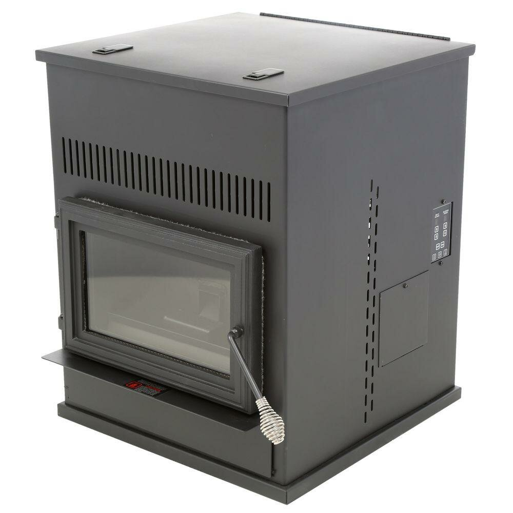 England's Stove Works 2000 Square Foot Pellet Stove & Reviews ...