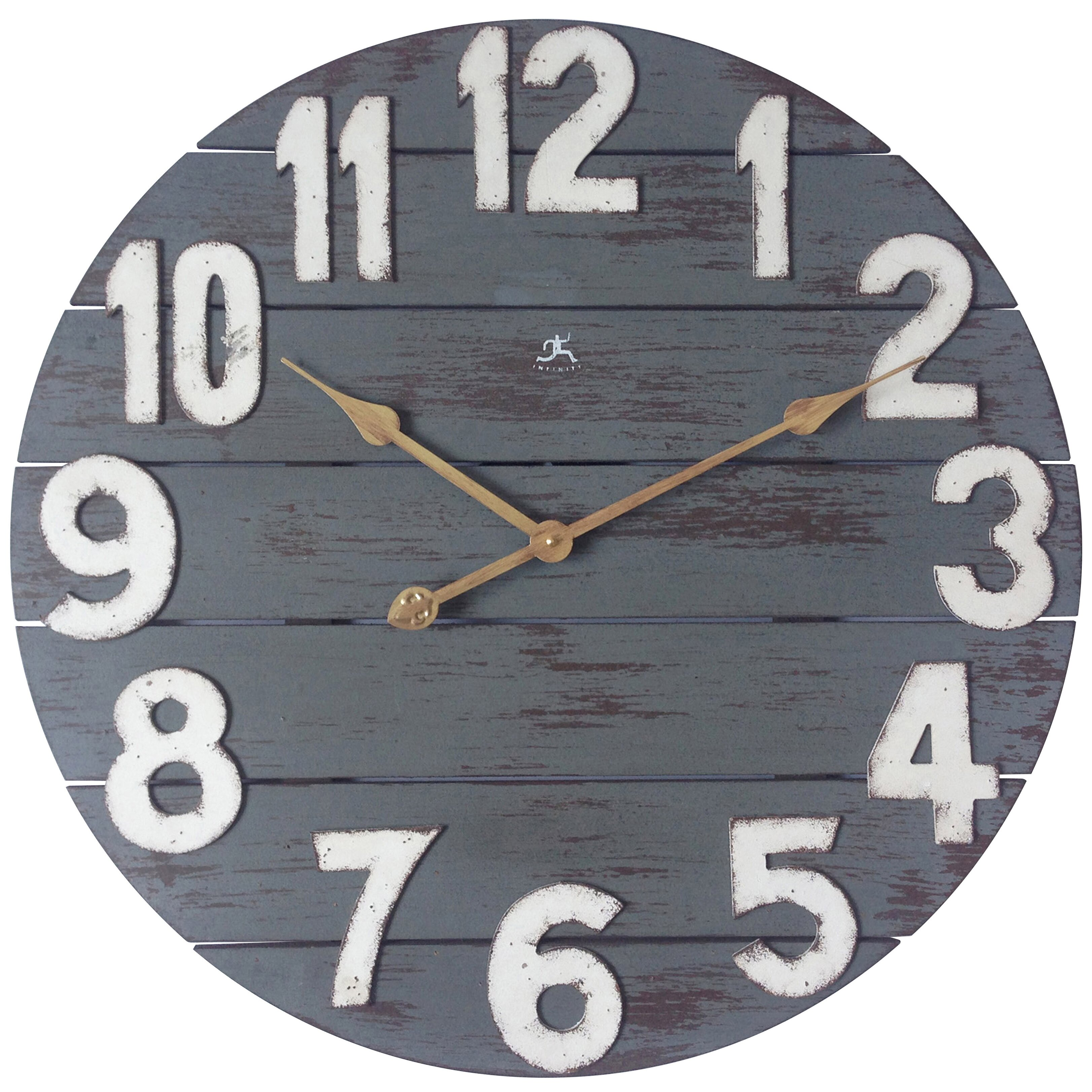 Country Kitchen Wall Clocks Cottage Country Wall Clocks Youll Love Wayfair