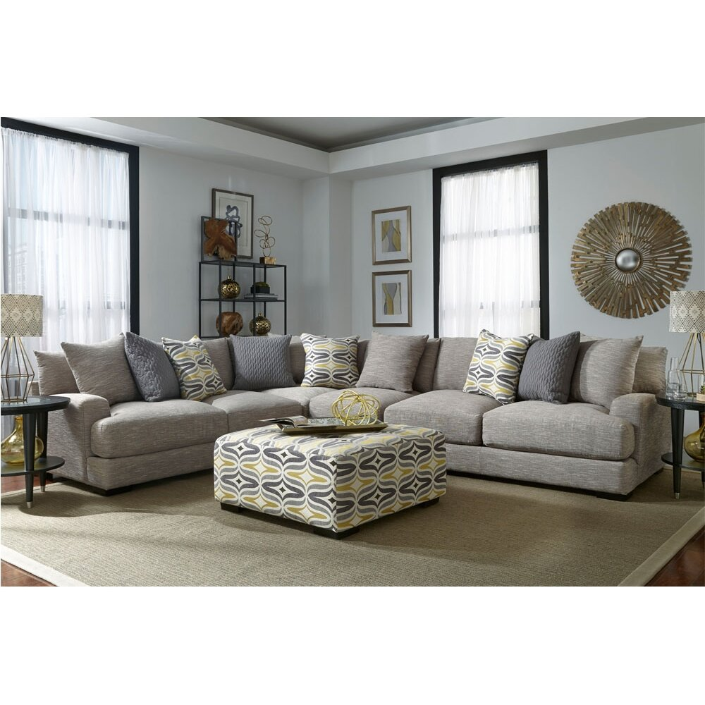 Laurel Foundry Modern Farmhouse Rosemary Sectional