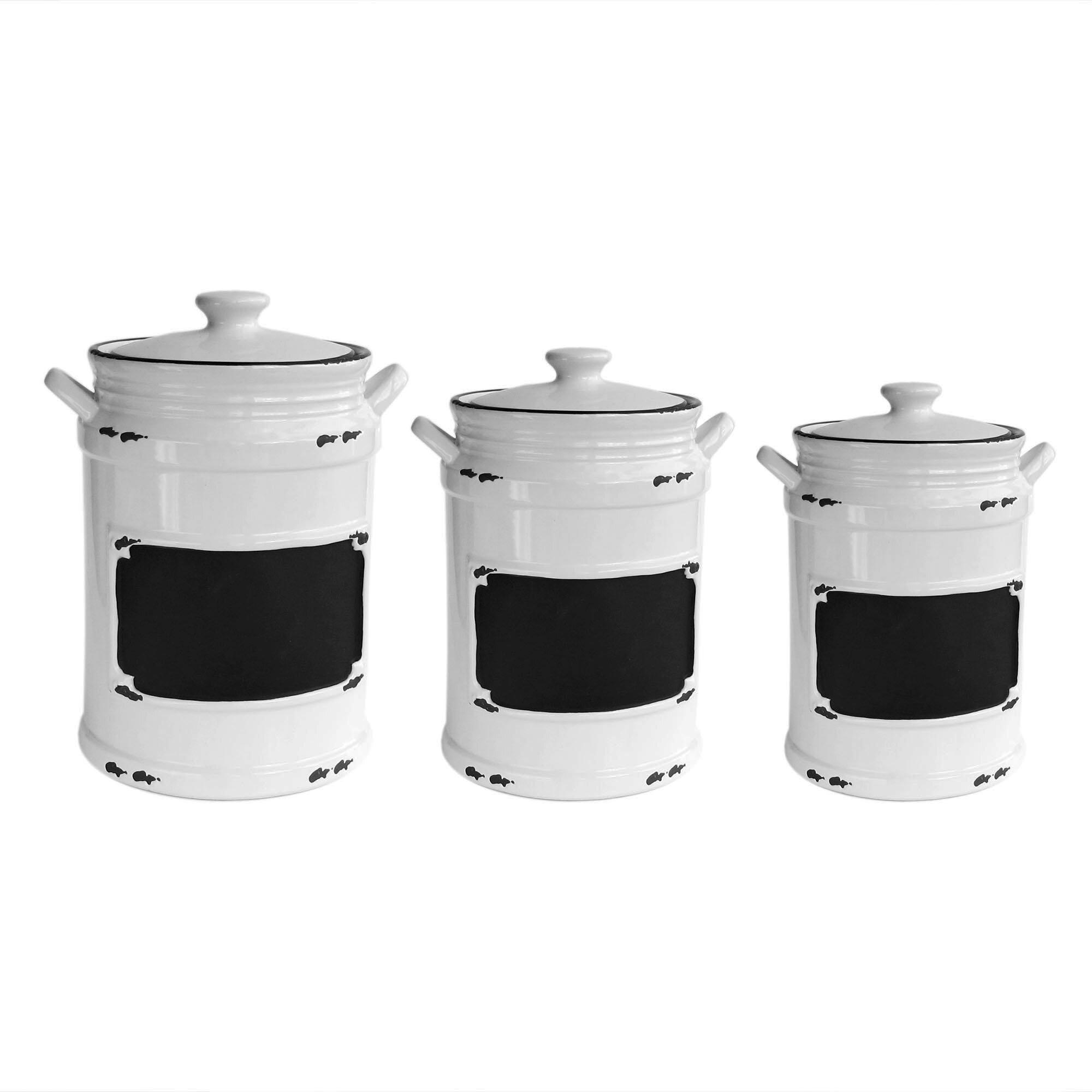 Modern Kitchen Canister Sets