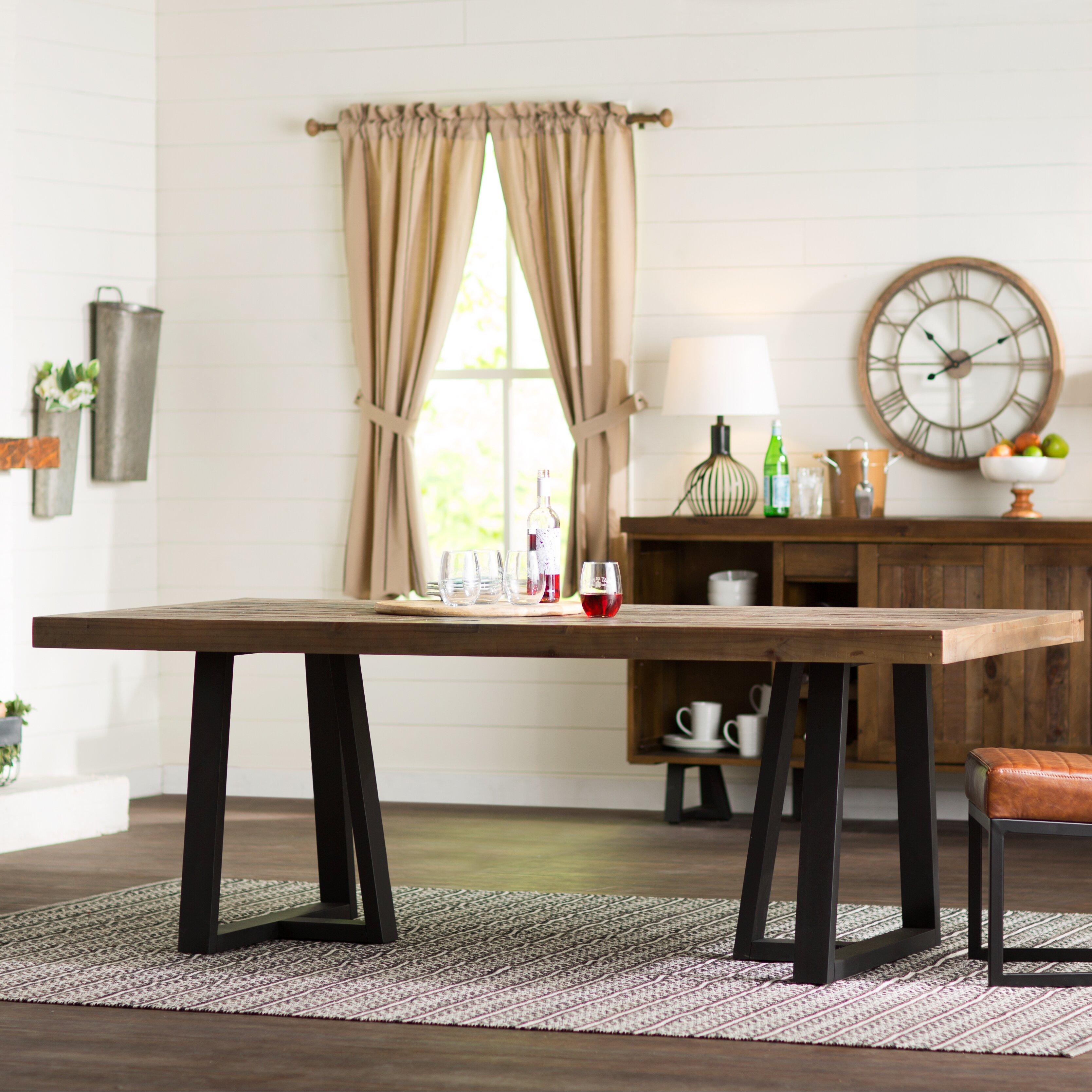Laurel Foundry Modern Farmhouse Living Room: Laurel Foundry Modern Farmhouse™ Adell 6 Piece Dining Set