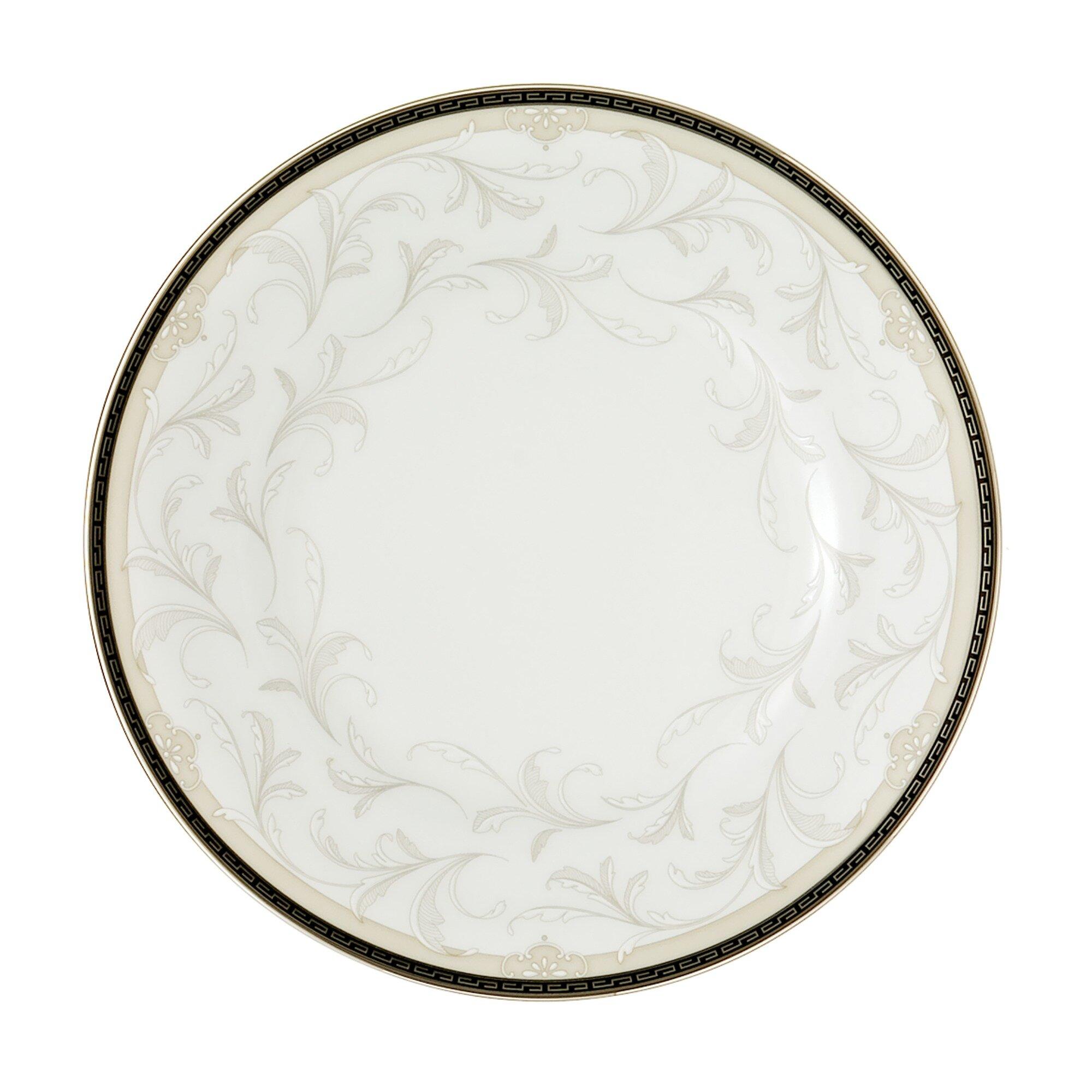 waterford brocade  salad  dessert plate  wayfair - waterford brocade quot salad  dessert plate